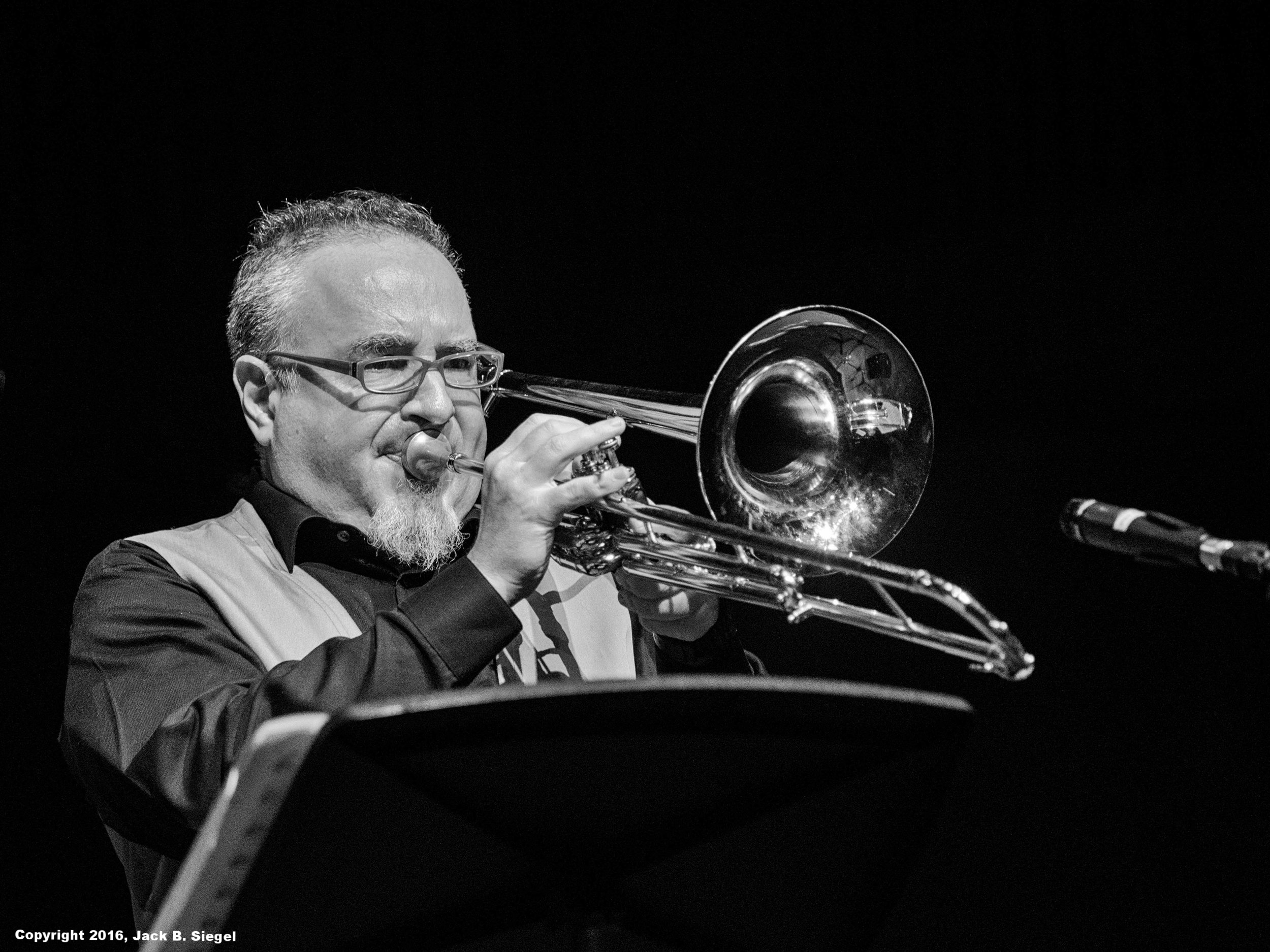 Diego Urcola on  Valve Trombone