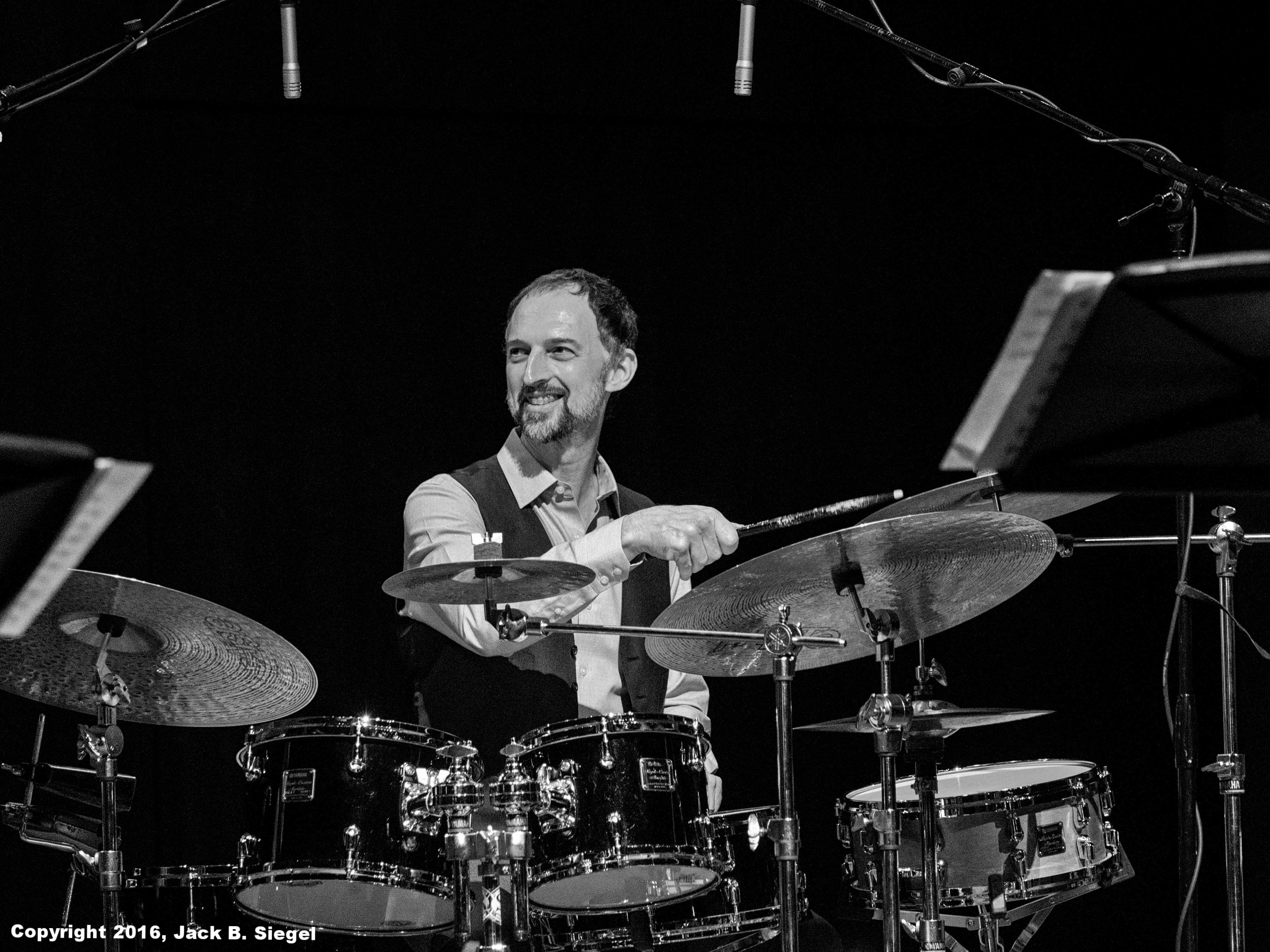 Mark Walker on Drums