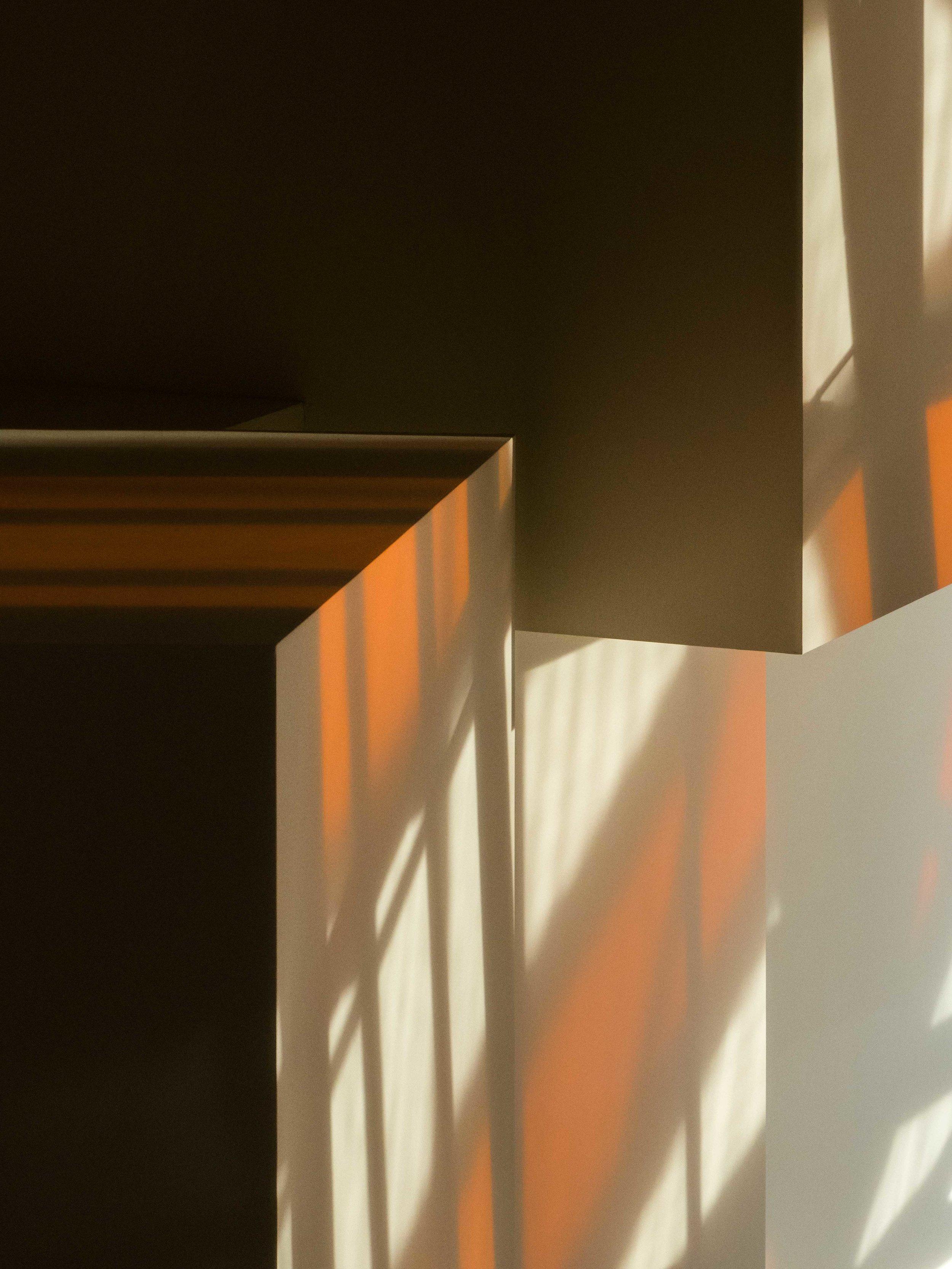 Fondation Louis Vuitton: Reflected Orange