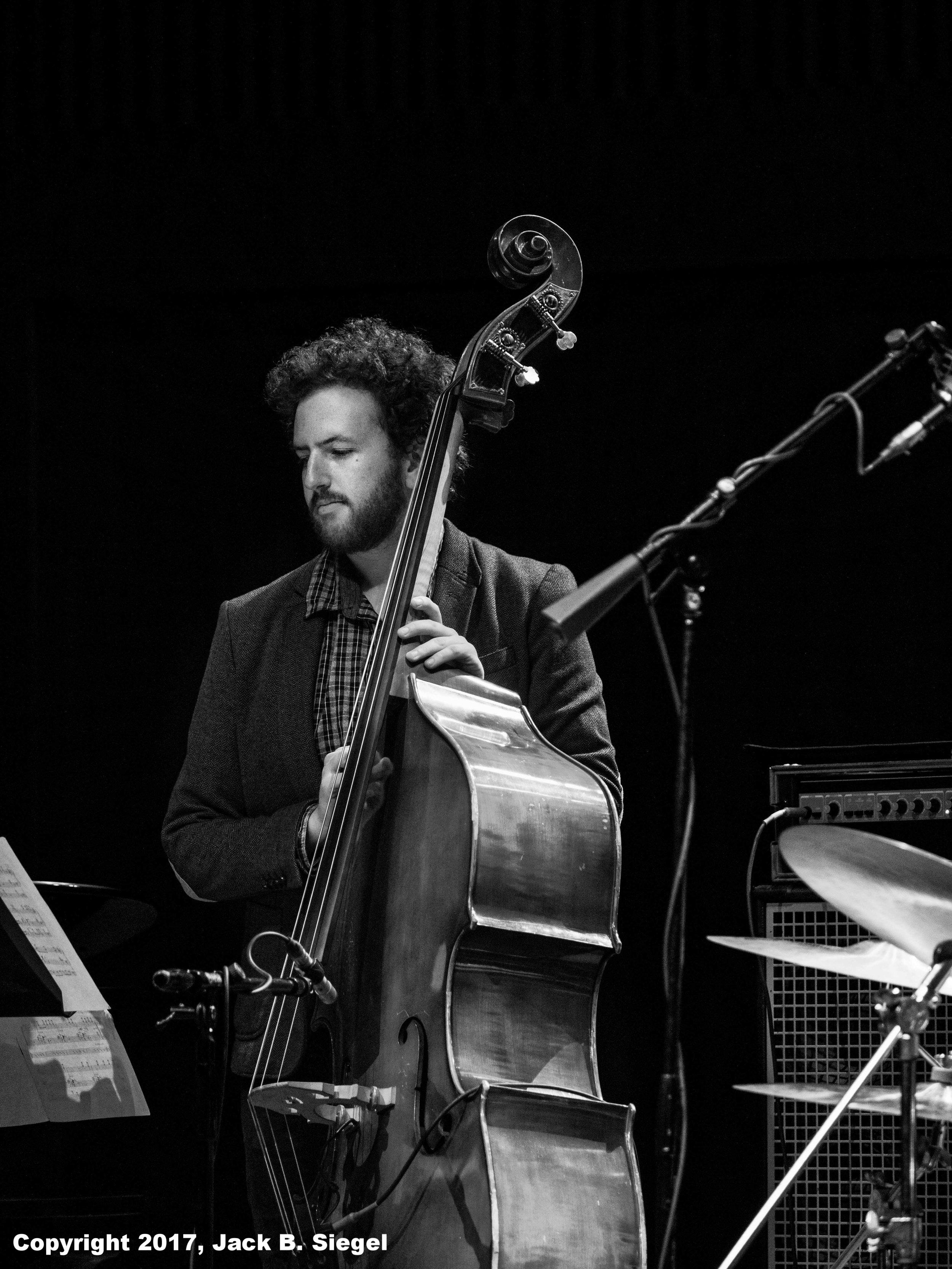 Zach Brown on Bass