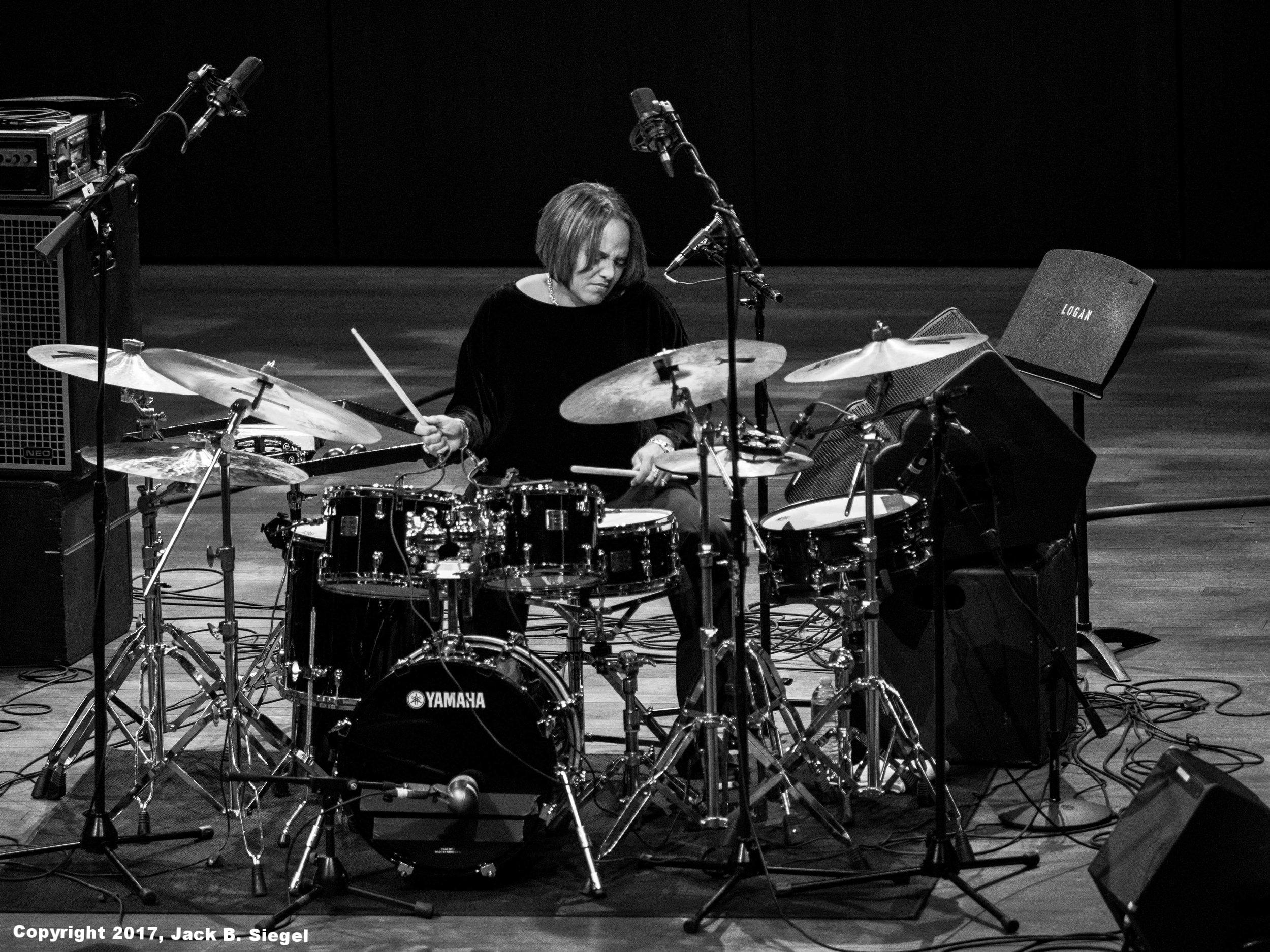 Terri Lyne Carrington on Bass