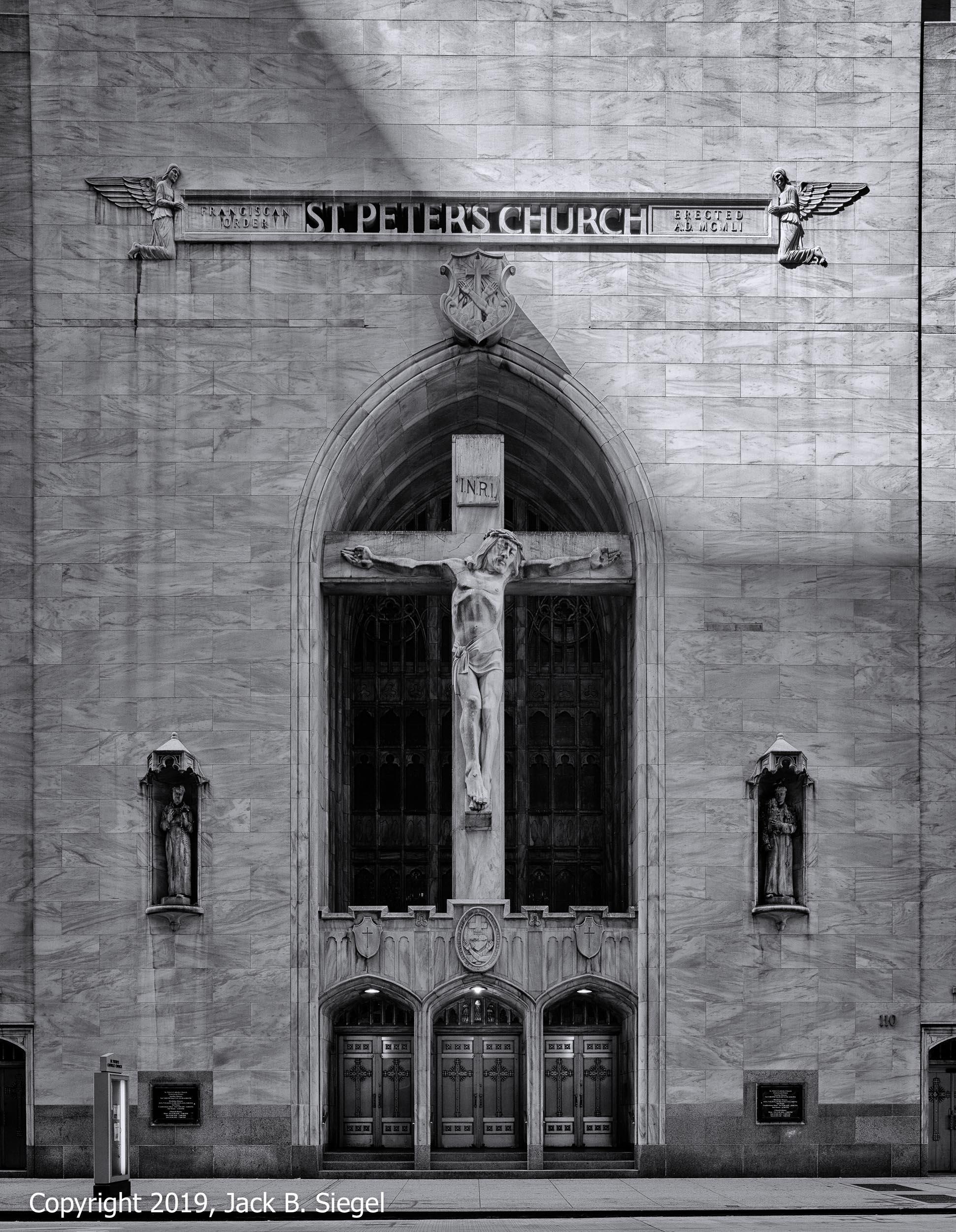 St. Paul's in Chicago's Loop