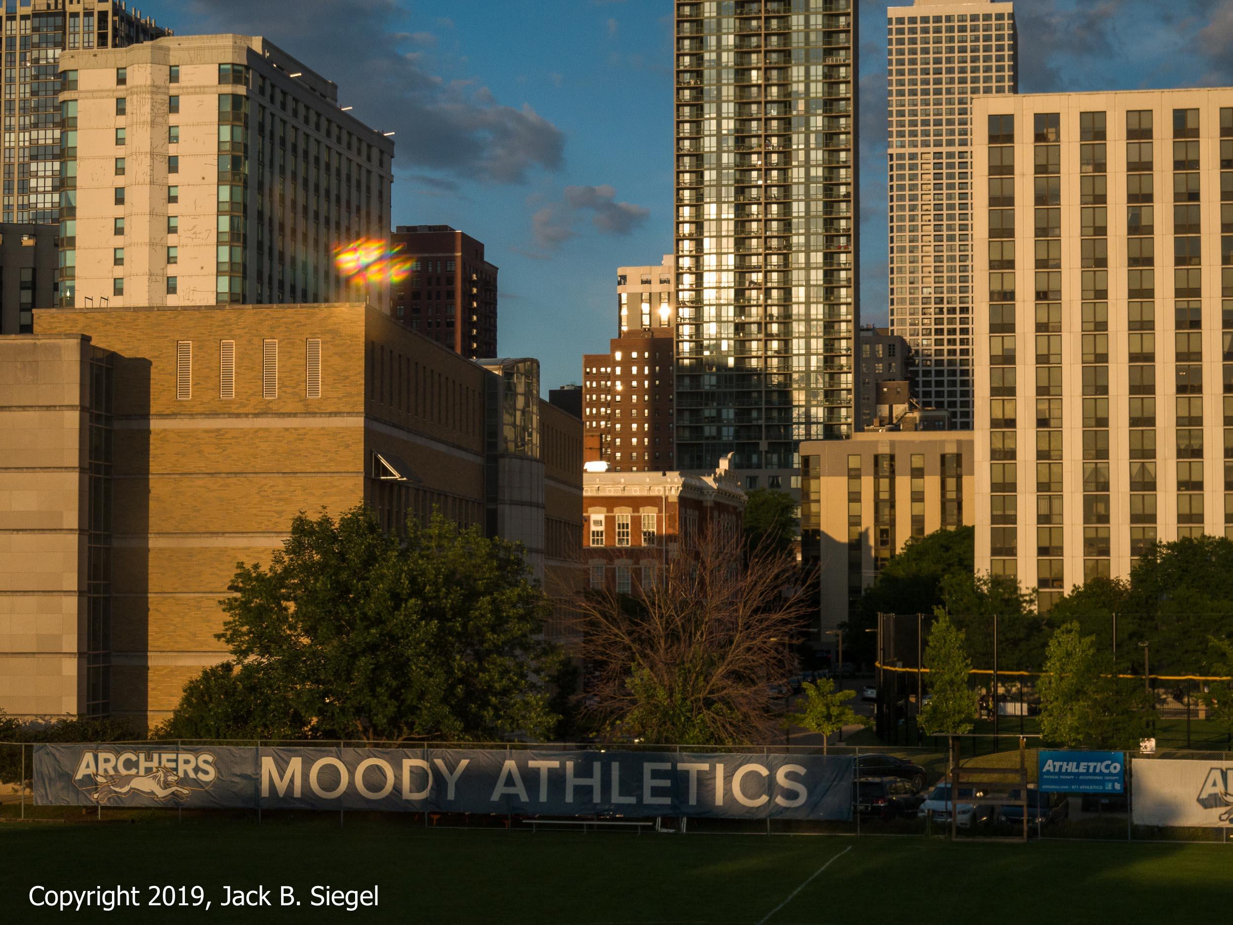 Moody Skies and Athletics