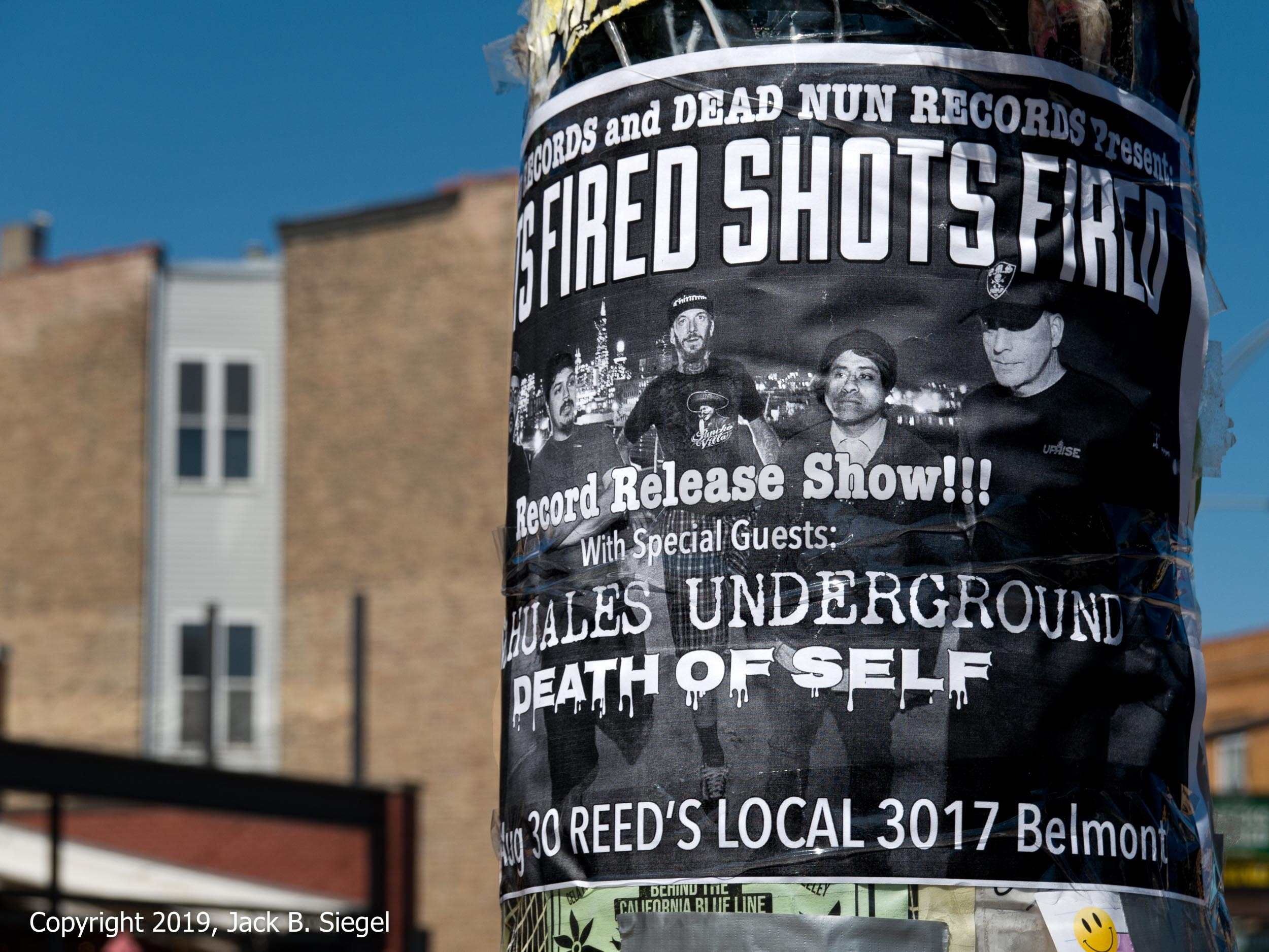 """Shots Fired"" (Logan Square)"