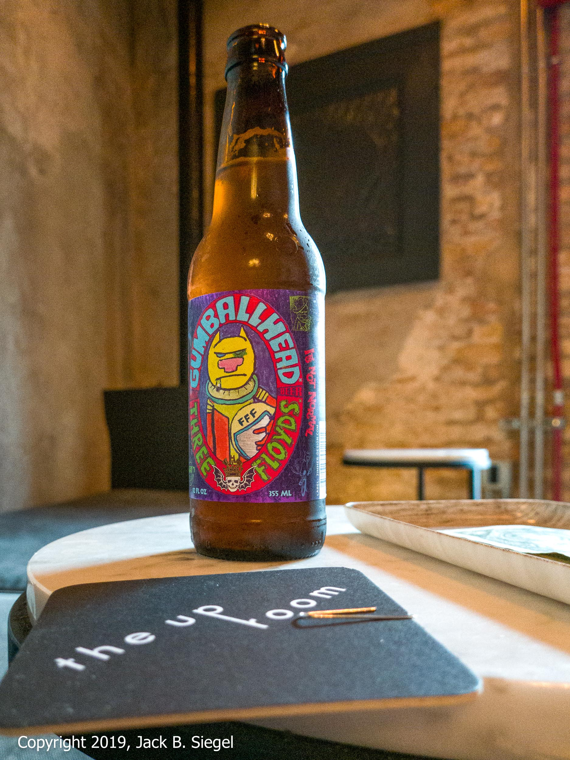 First Beer in Over a Decade—Gumballhead (Wicker Park)