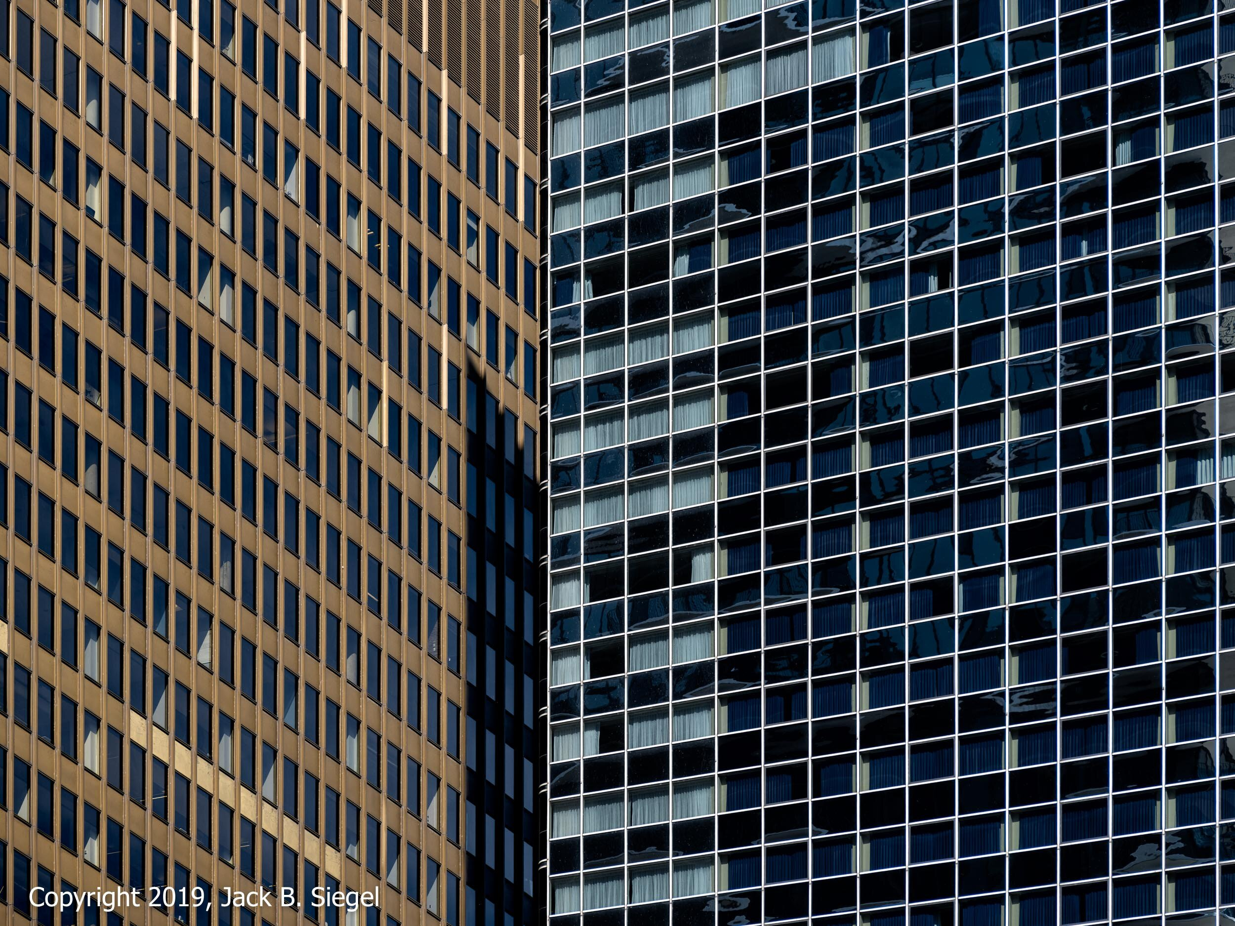 Mies Intersects Harry Weese