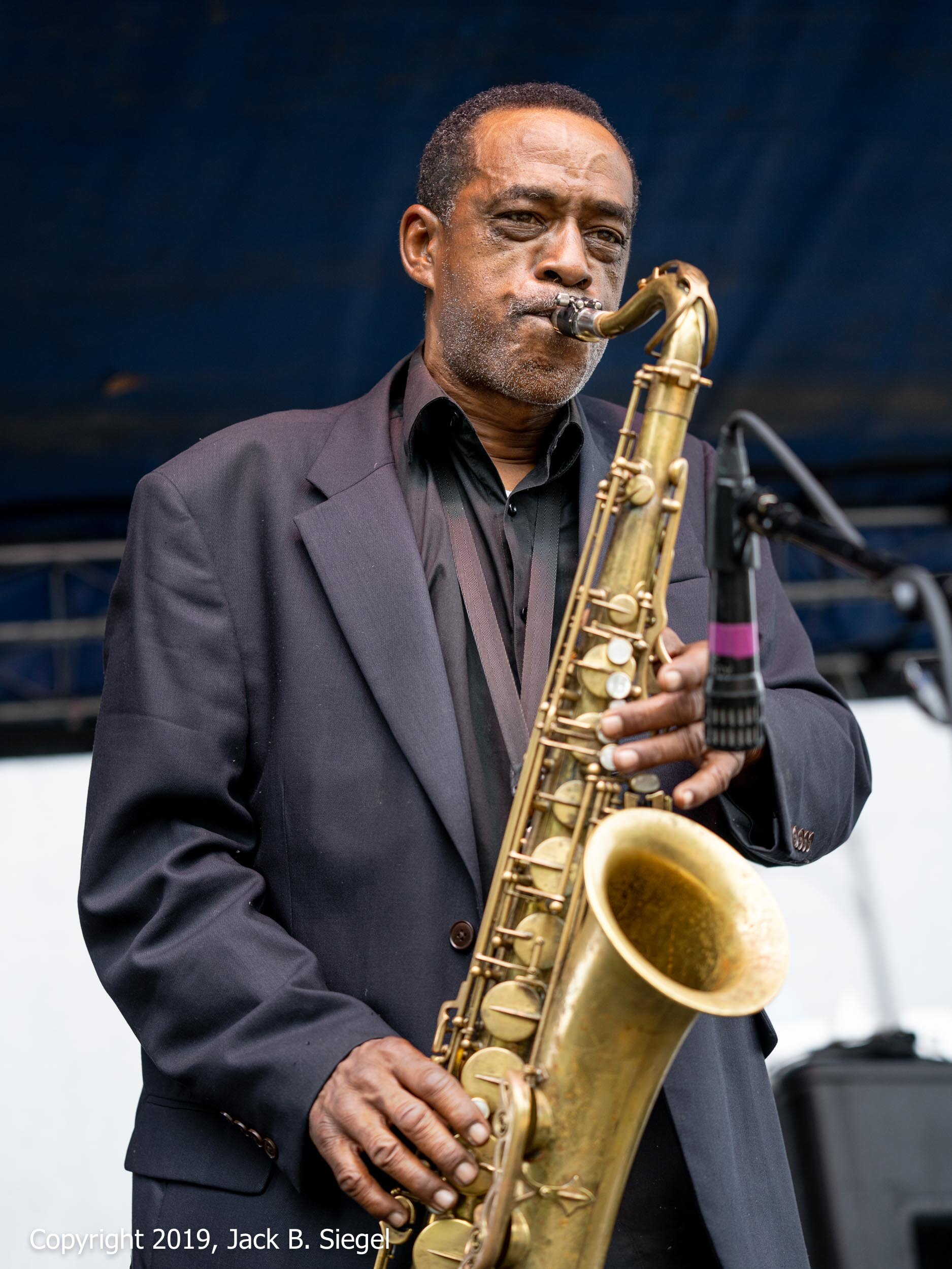 Hank Ford of the Chicago Horns