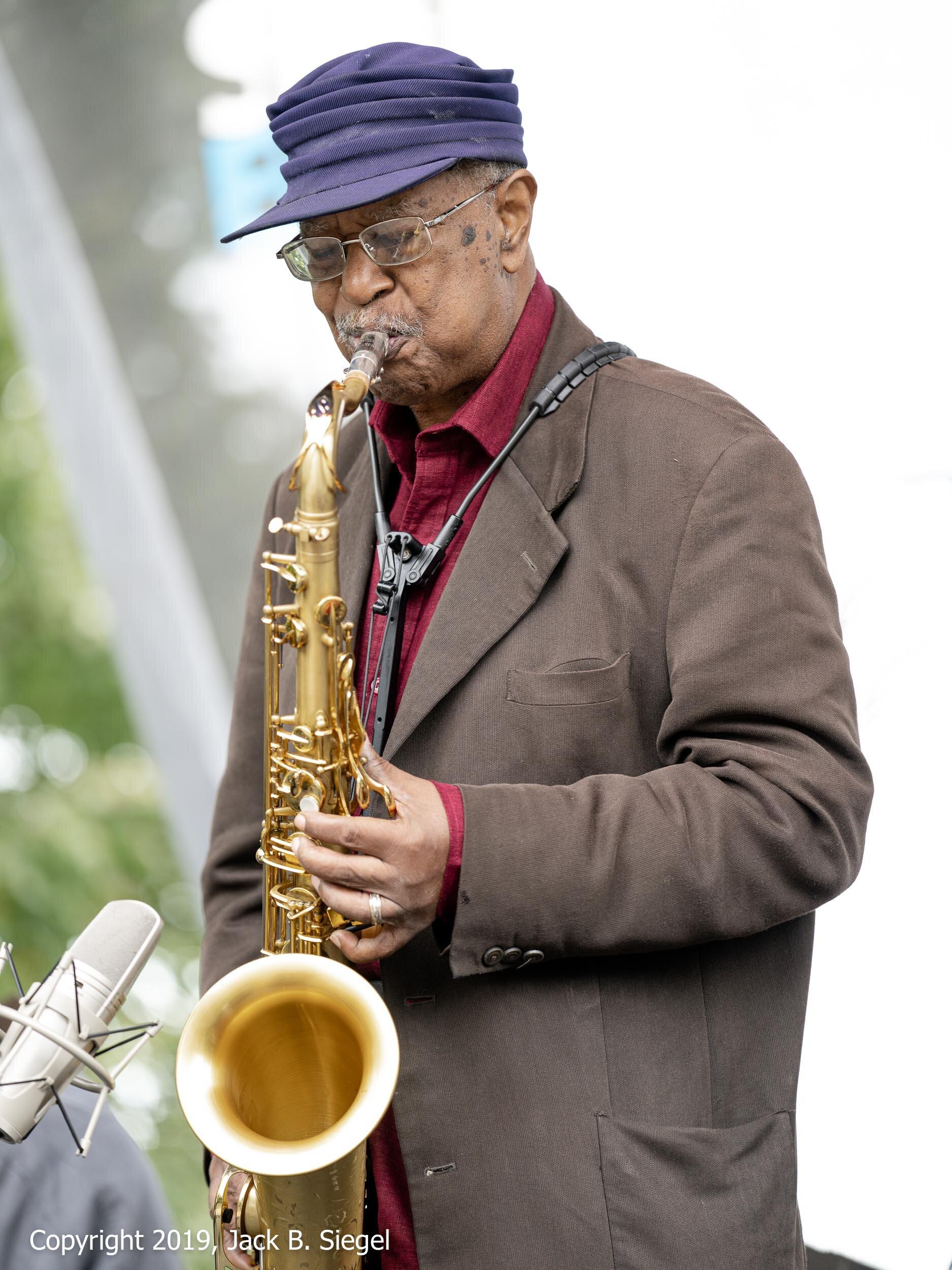 Ari Brown Leads His Quintet