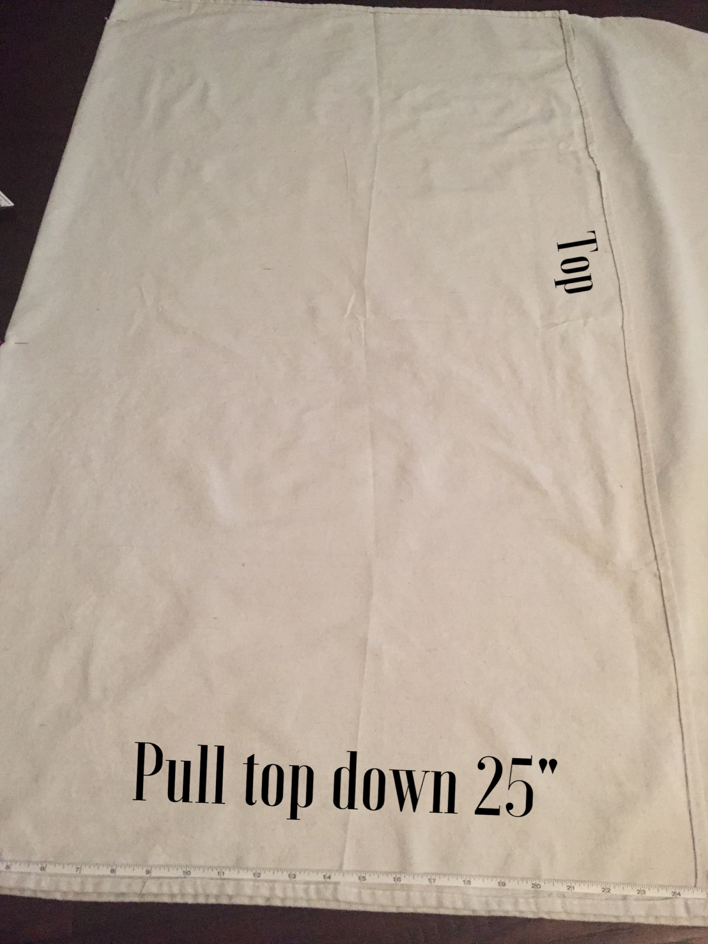 step 1 curtains