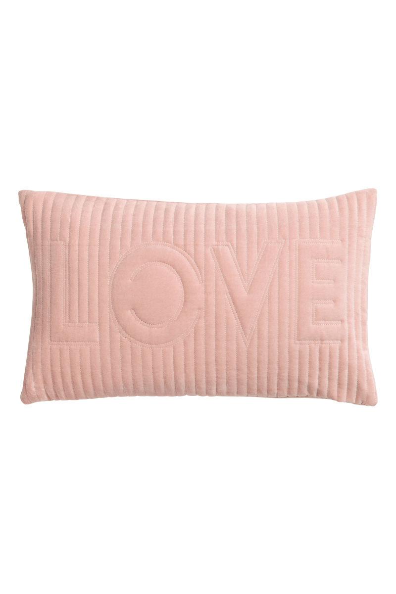 love H&M pillow.jpg