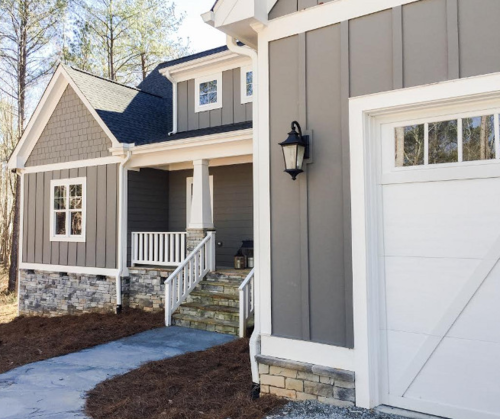 My Top 5 Sherwin Williams Gray Colors Welcoming Home