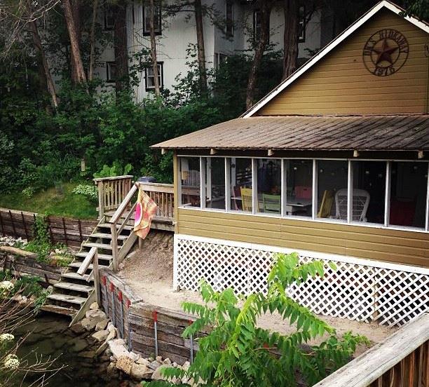 I <3 cabin life.