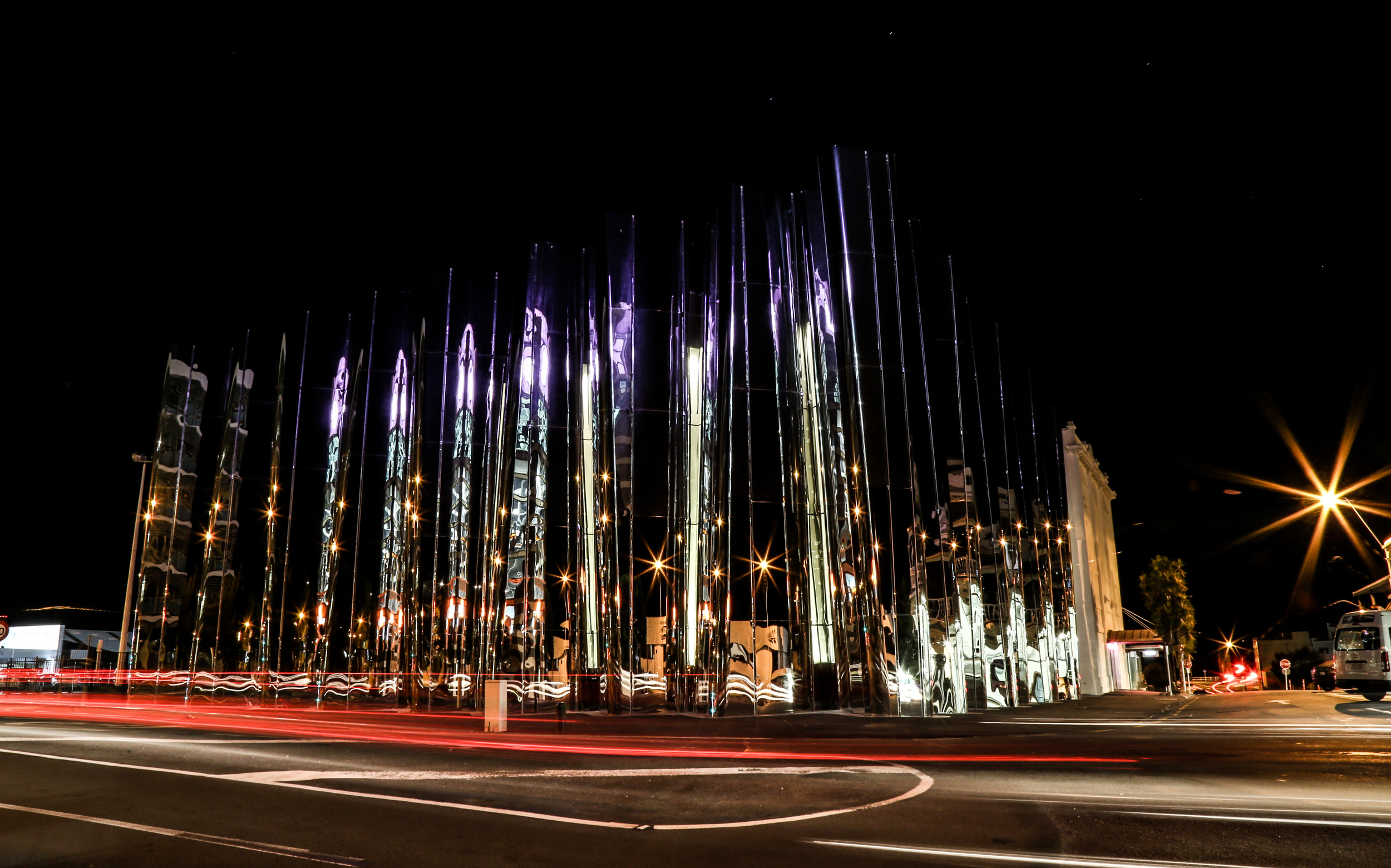 Len Lye Center - New Plymouth, New Zealand - Andrew Patterson