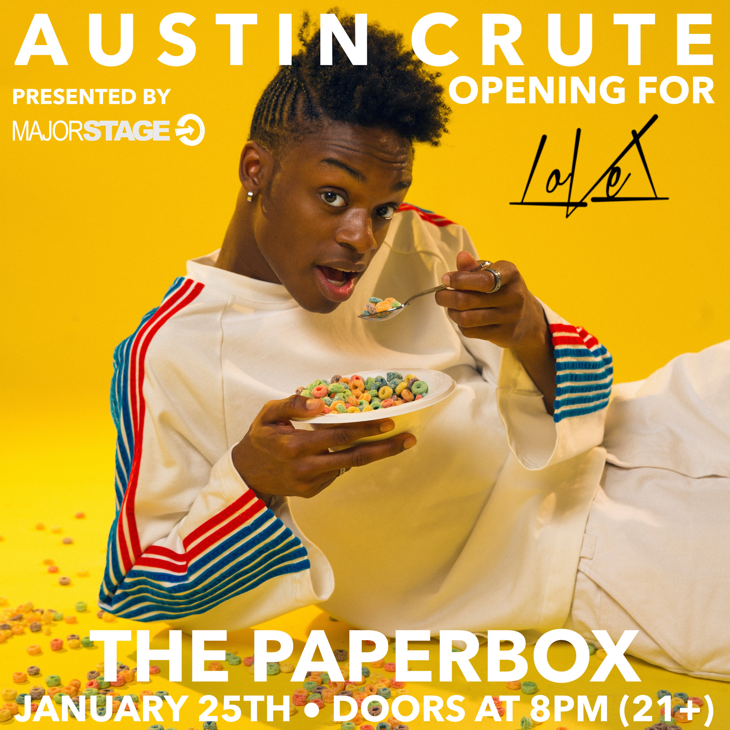THE PAPER BOX - BROOKLYN, NYJANUARY 25TH 2018