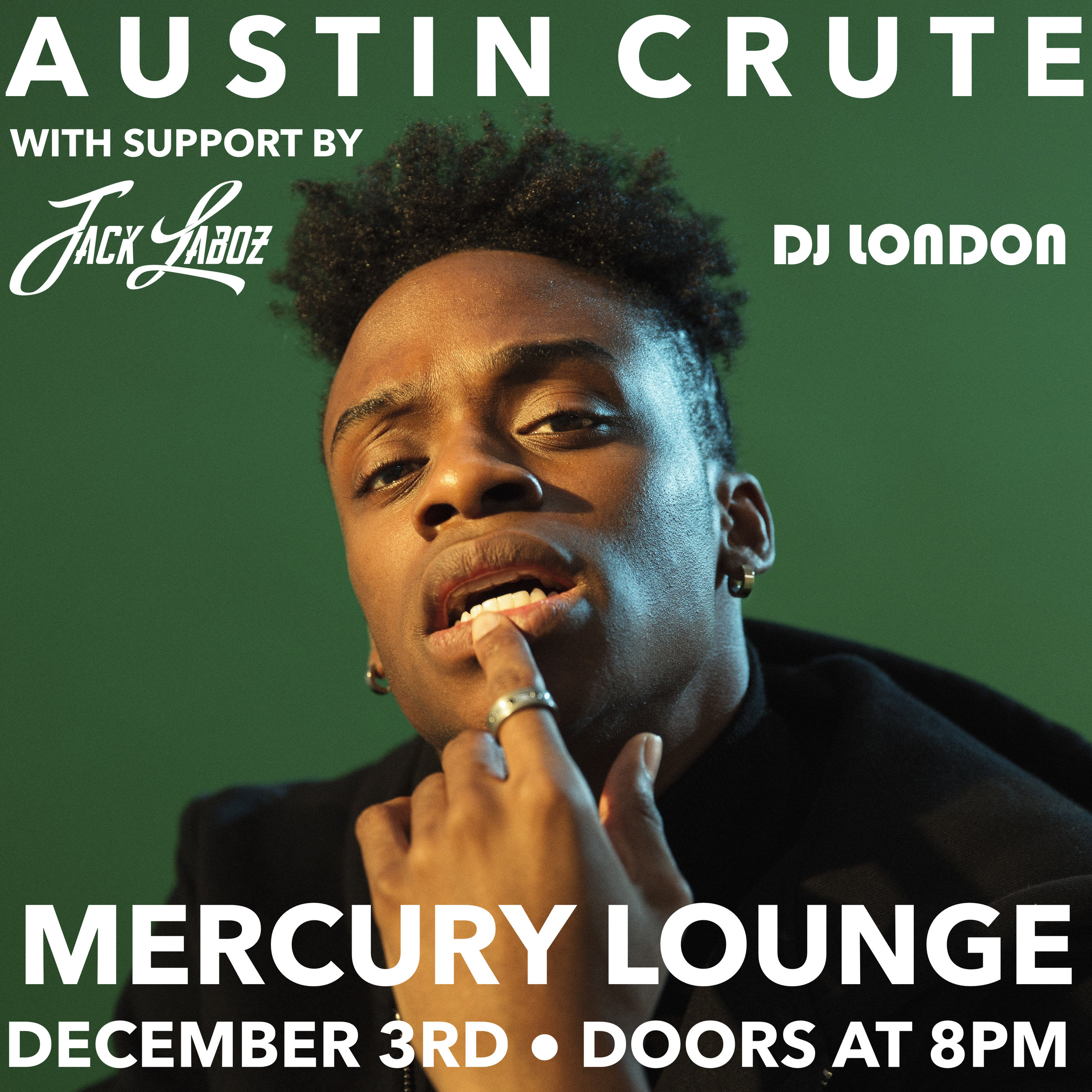 MERCURY LOUNGE - NEW YORK, NYDECEMBER 3RD 2017