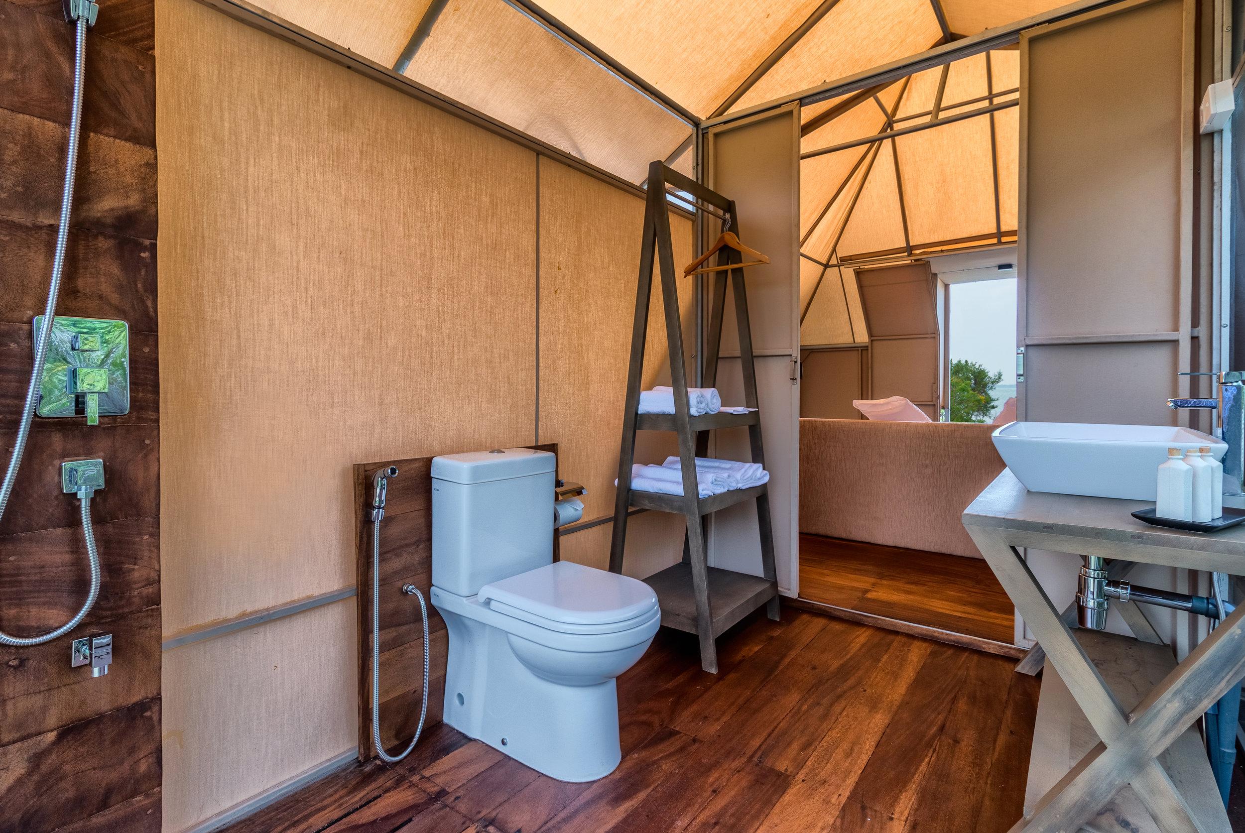 Luxury amenities at Kodev