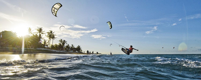 Kitesurfing Trip in Sri Lanka