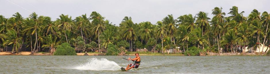 Kitesurfing Trip in Sri Lanka with Kite Zone Dubai - Progression at its peak!