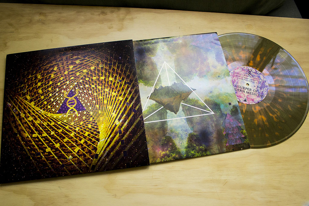 Usurper of Modern Medicine - Omniliberation (Vinyl Record, 2014).jpg