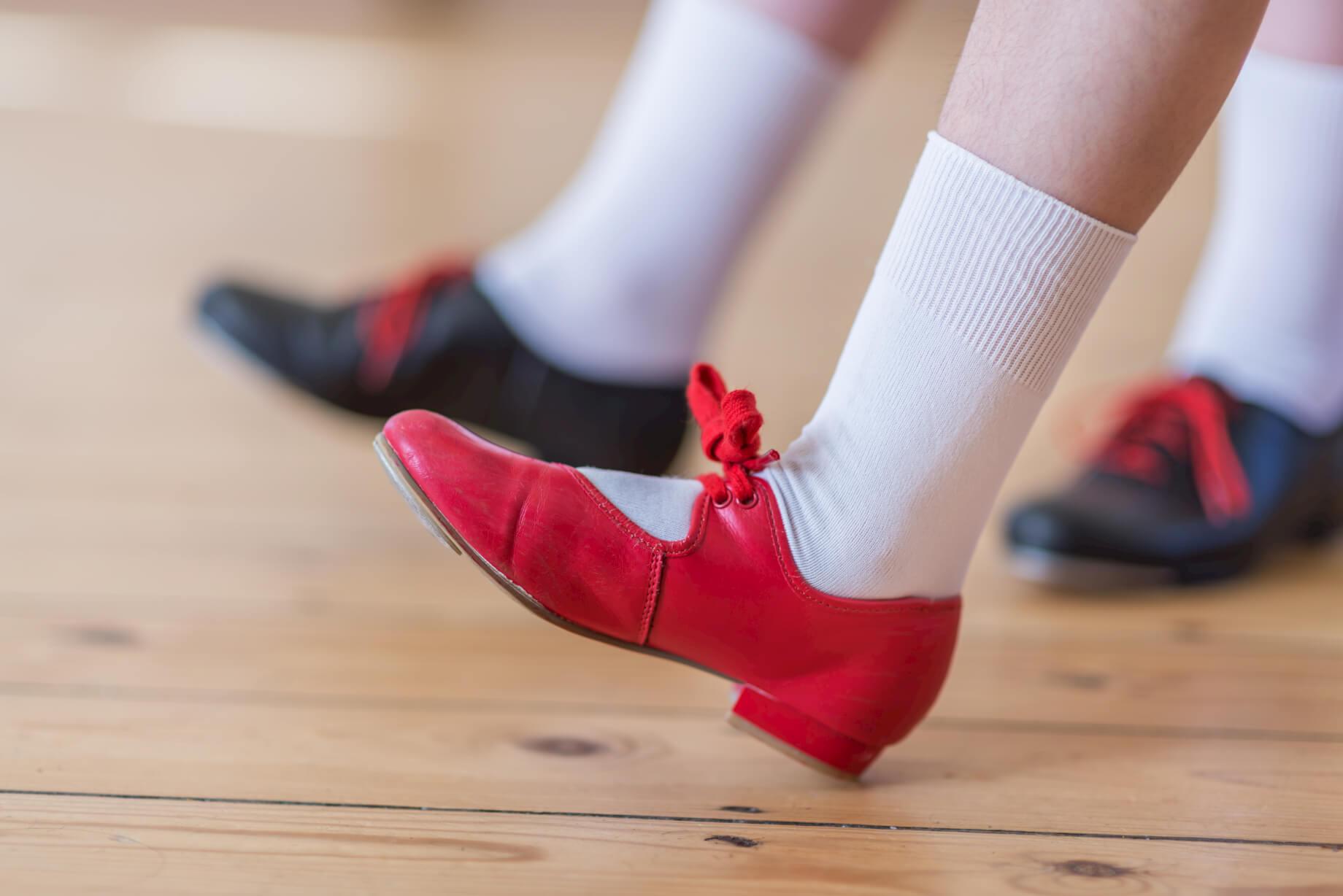tap-shoes-red-detail-wood-floor-rnsd-rutleigh-norris-school-of-dance.jpg