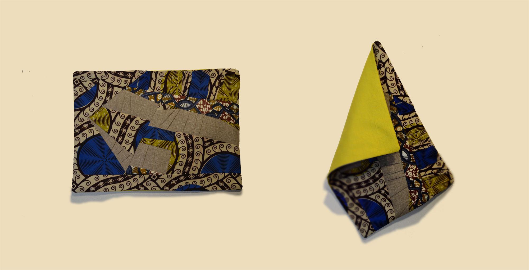mini quilt #6