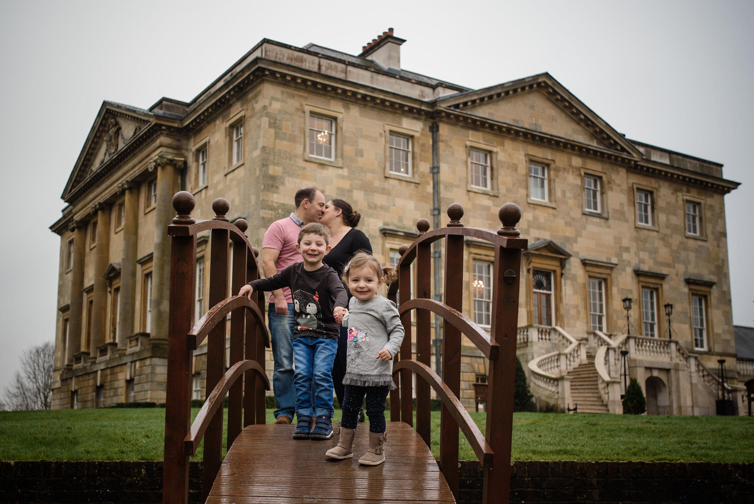 Pre wedding session - Botley Mansion, Chertsey, Surrey