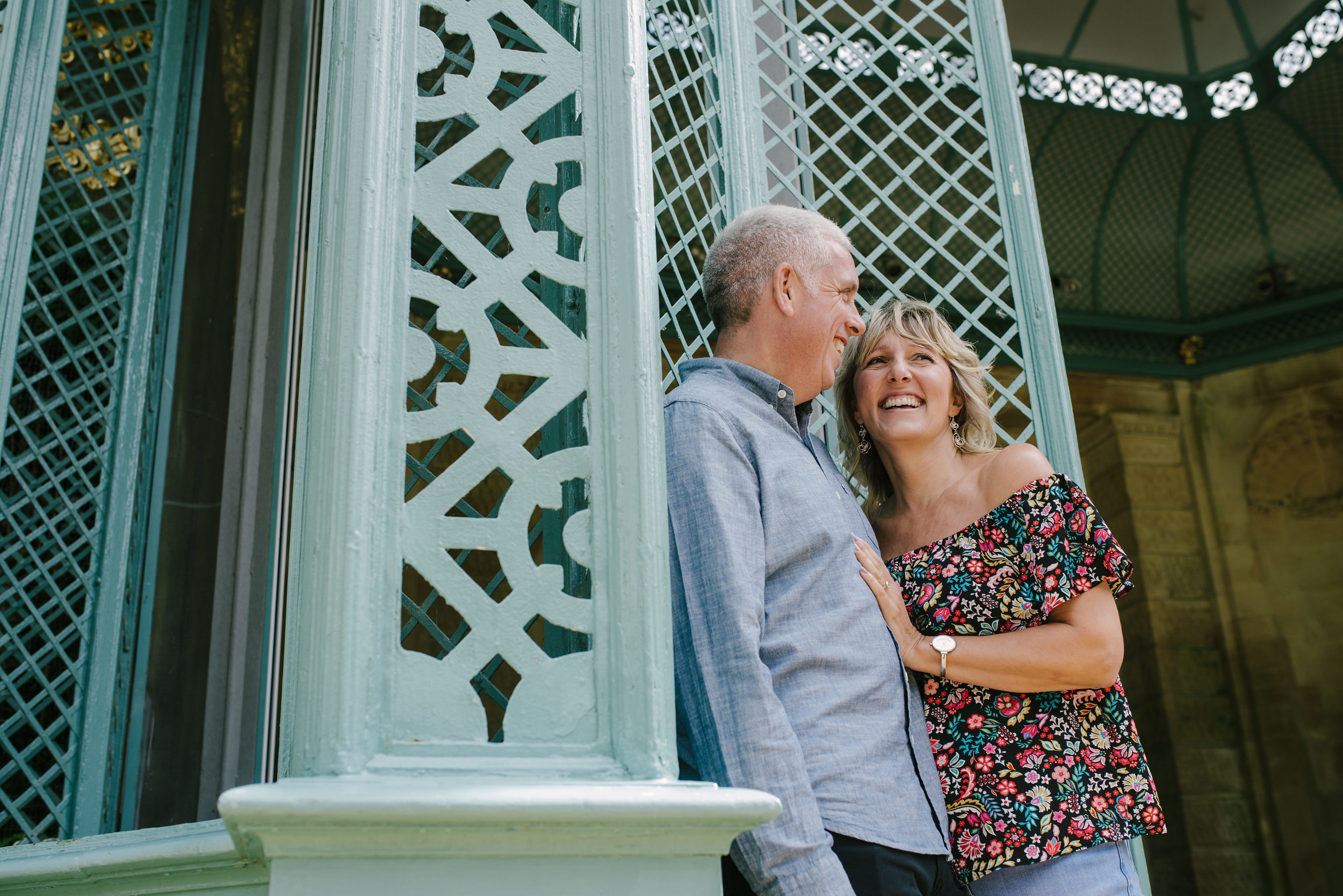 Pre wedding session - Waddesdon Manor
