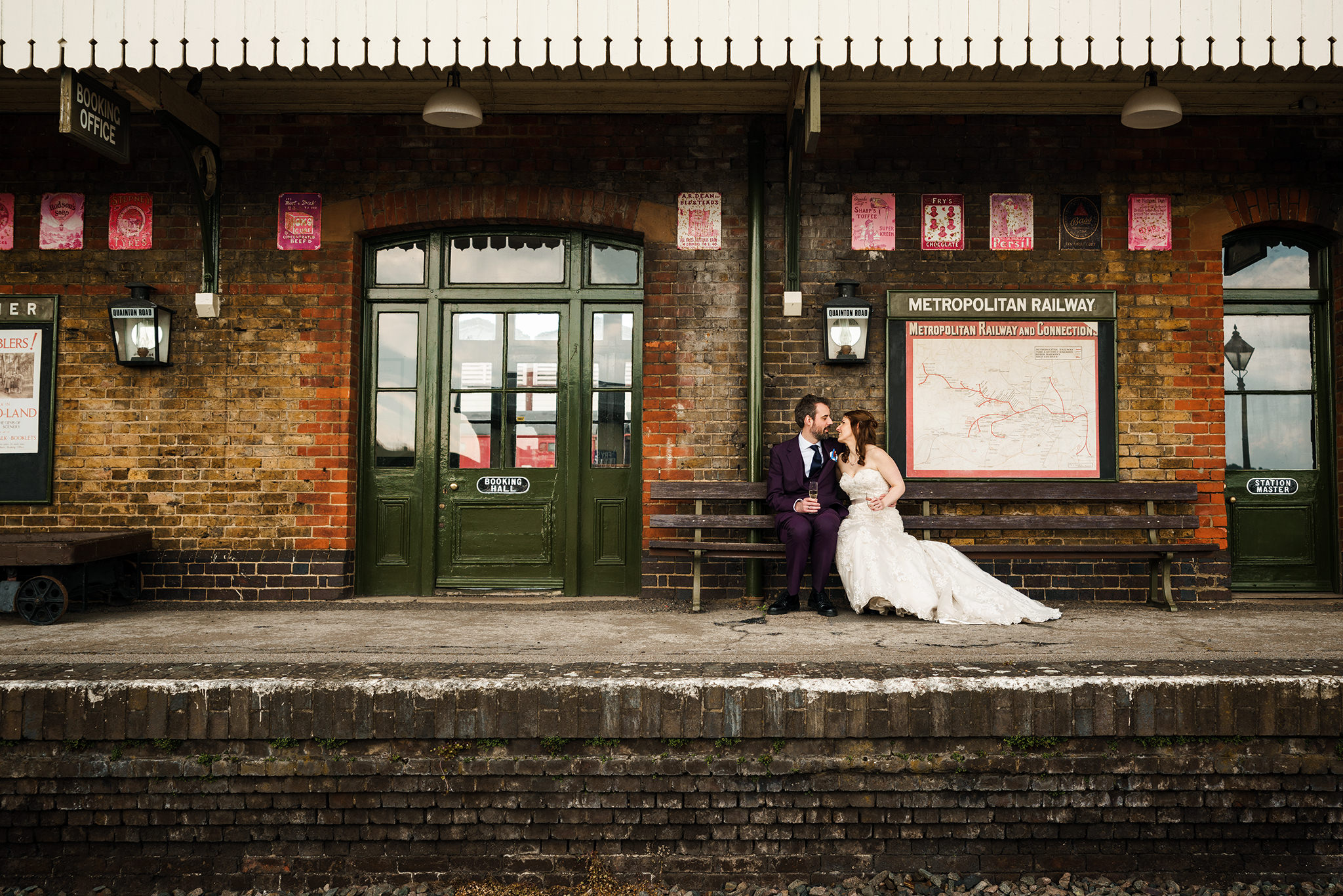 Wedding Gallery - Buckinghamshire Railway CentreCOMING SOON