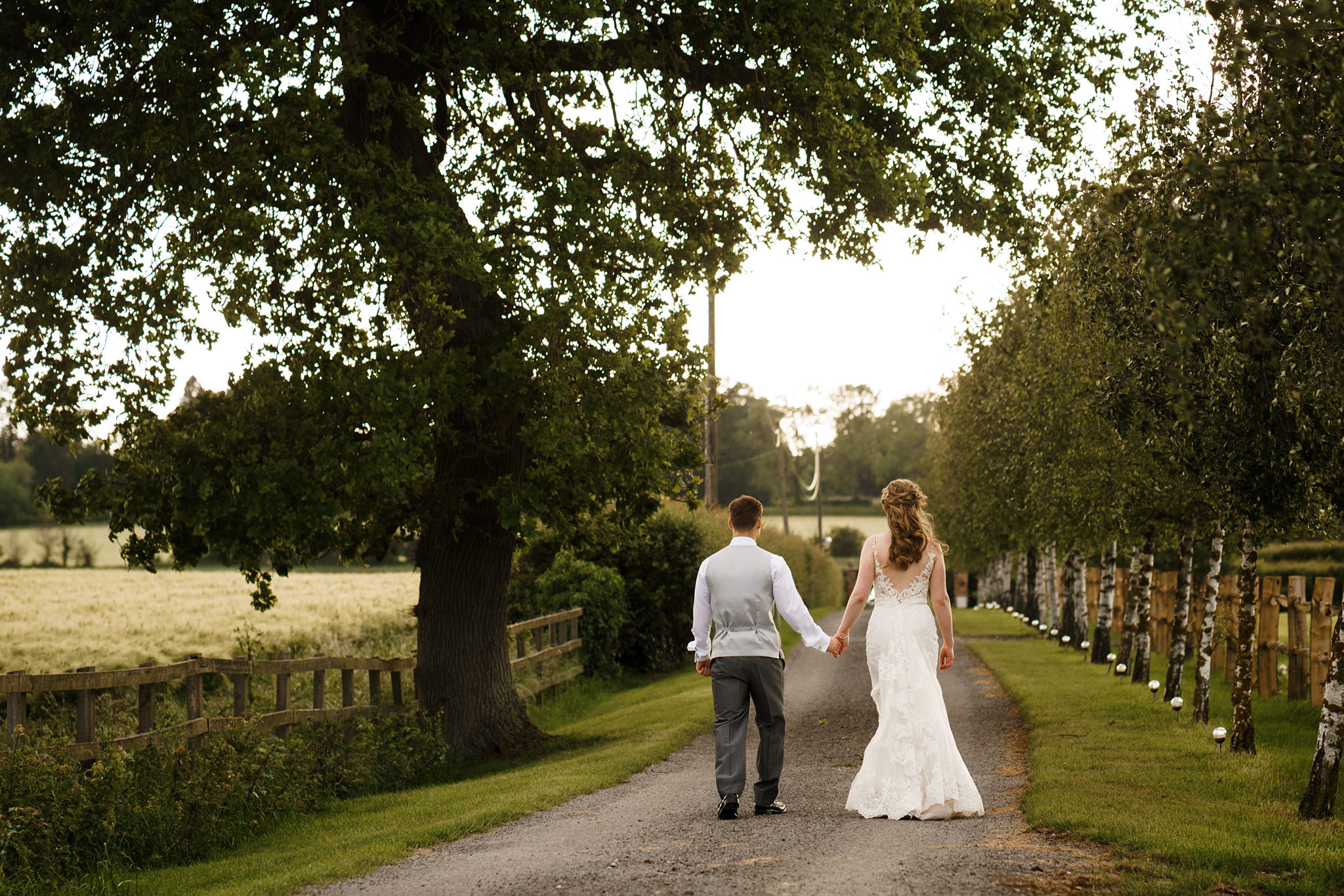 Victoria and Timothy - Stratton Court Barn, Oxfordshire
