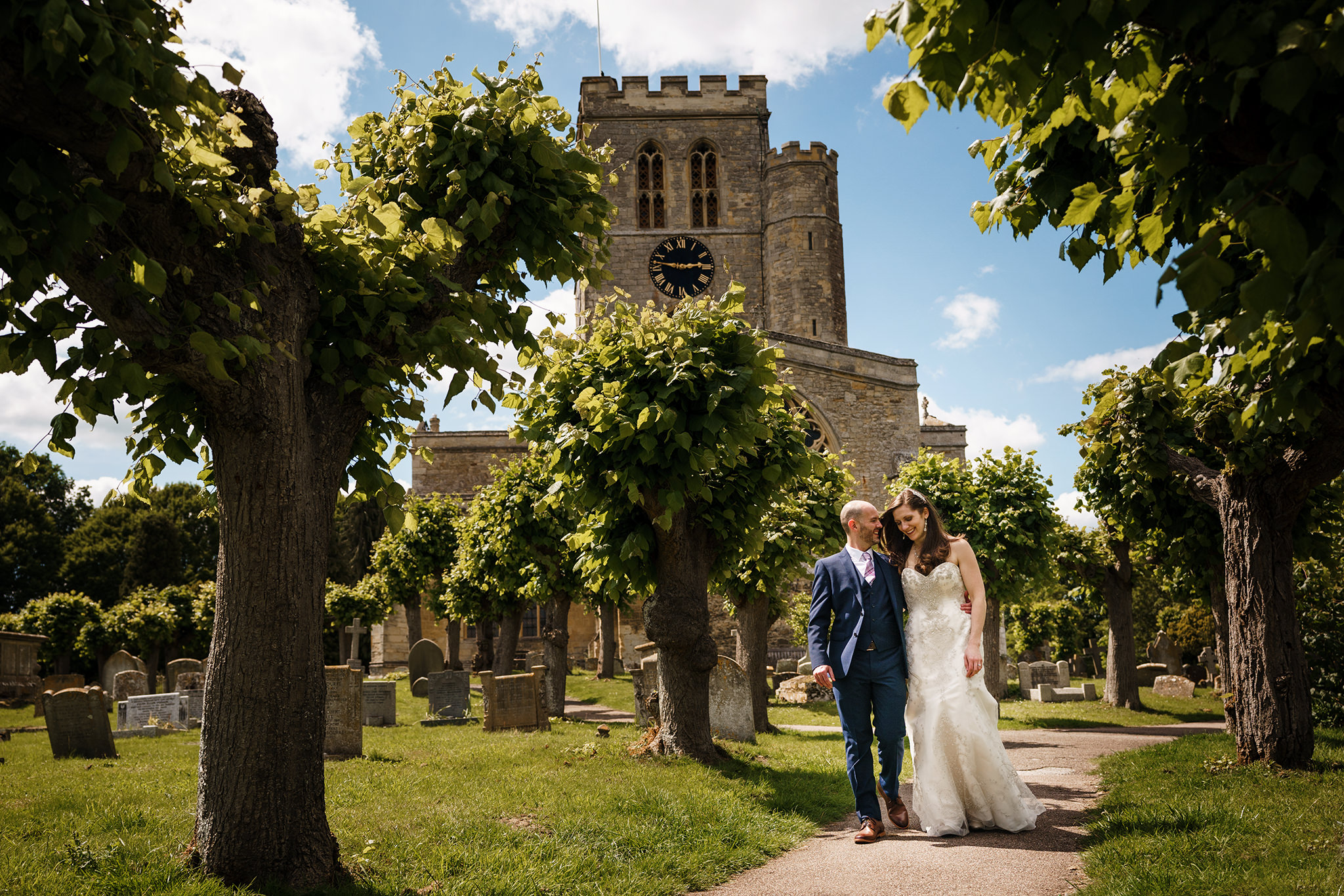 Regan and Alex - Thame, Oxfordshire