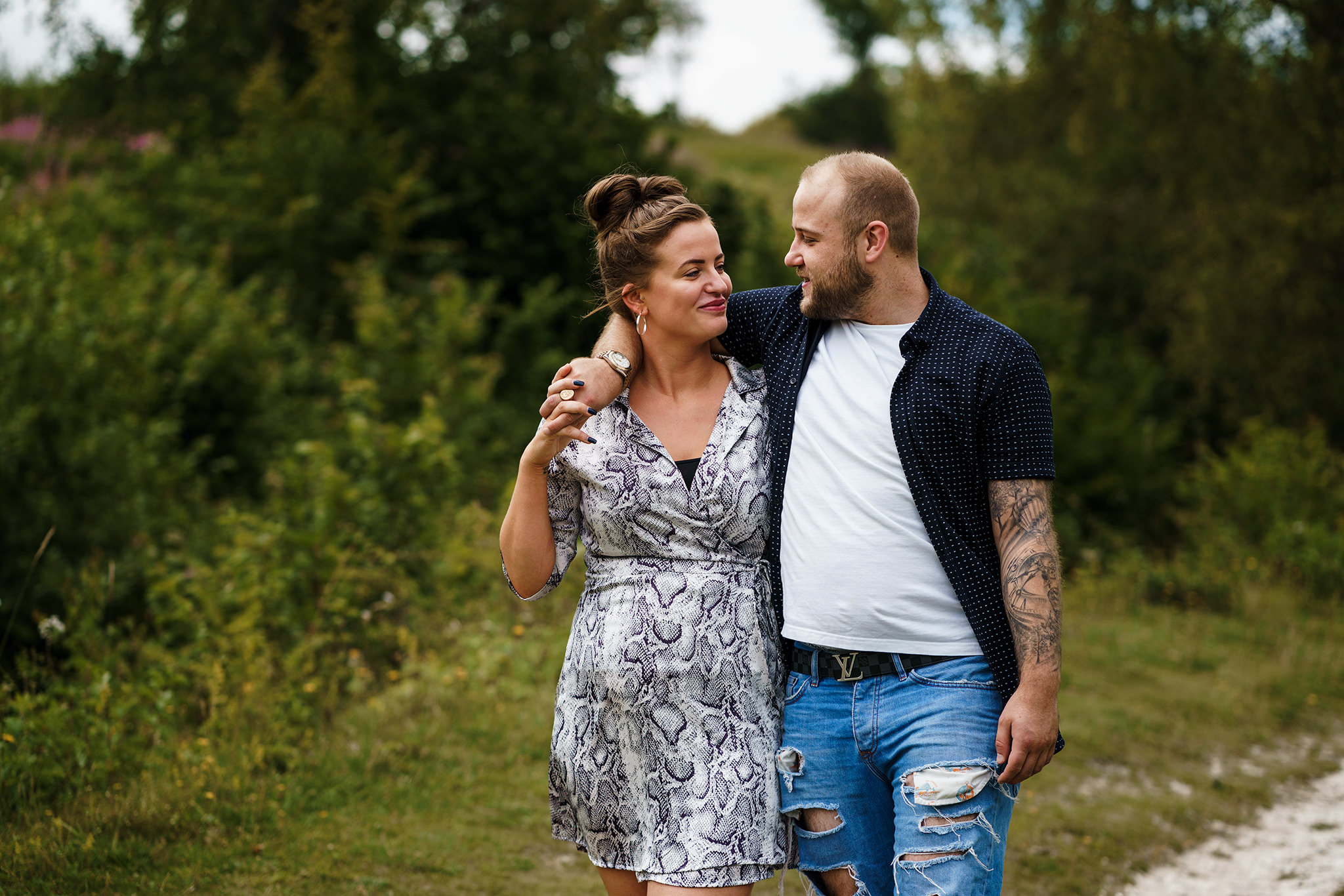 Engagement Session - Wendover, Buckinghamshire