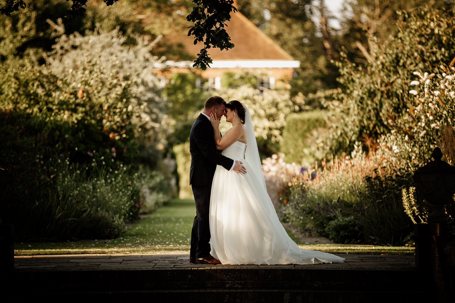 Gemma and Mark - Micklefield Hall, Hertrfordshire