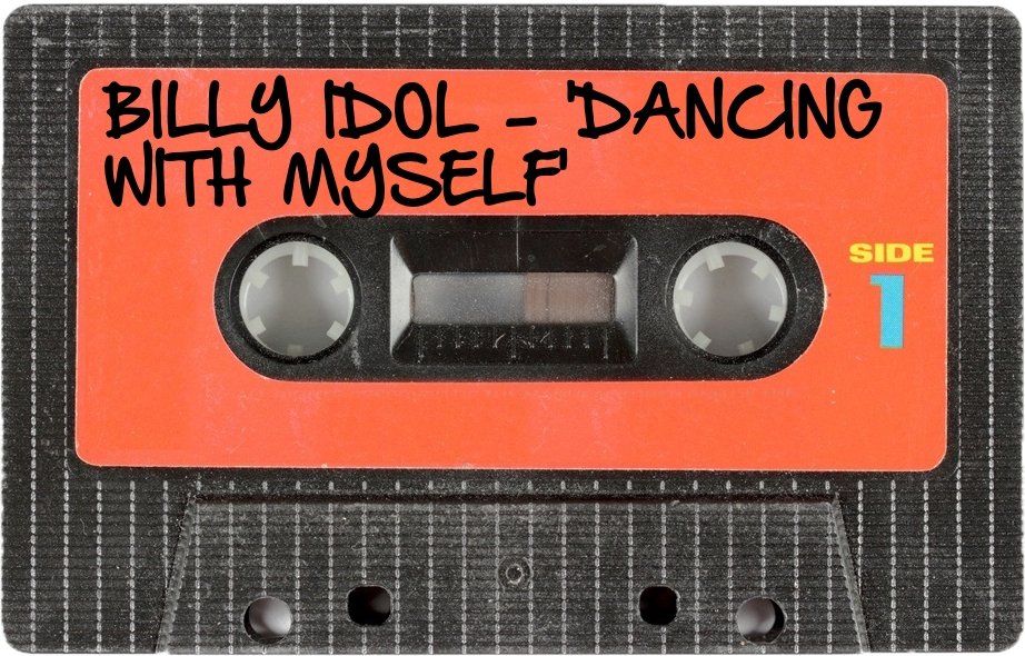 122 BILLY IDOL - 'DANCING WITH MYSELF'.jpg