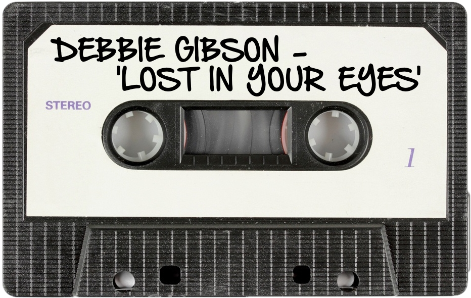 141 DEBBIE GIBSON - 'LOST IN YOUR EYES'.jpg