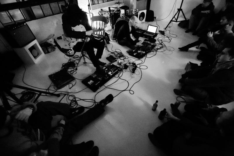 Polbrone @ Unit 13 Hackney Photo Markus Drayss