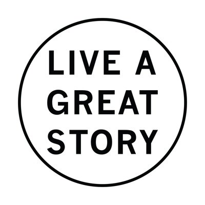 LIVE A GREAT STORY - Lifestyle Brand & Community