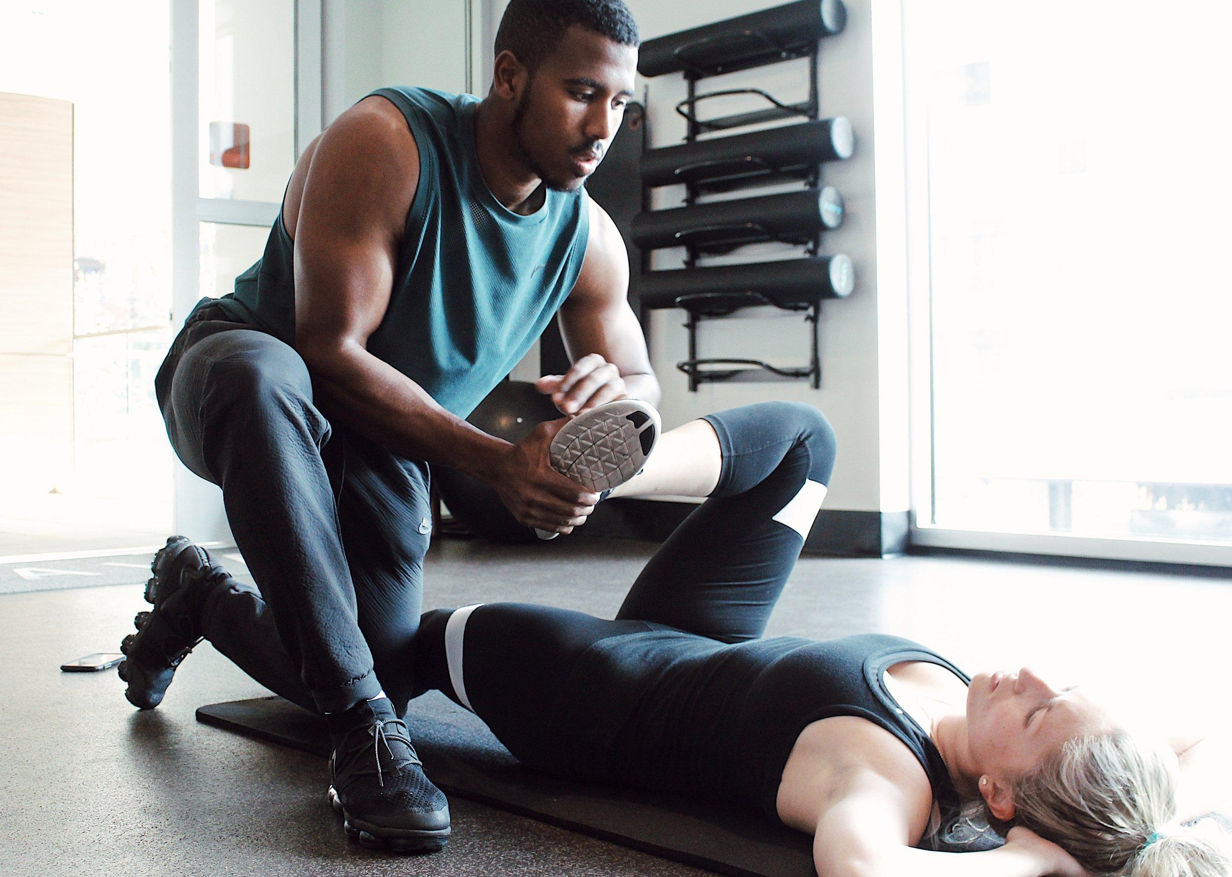 Natesanity Fitness - Trainer