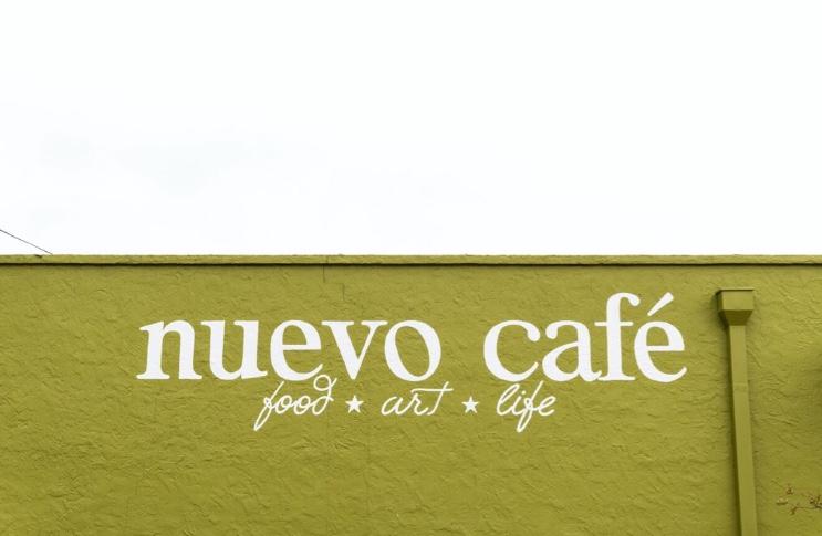 Nuevo Cafe - South Texas CafeIG: @Nuevocafecc
