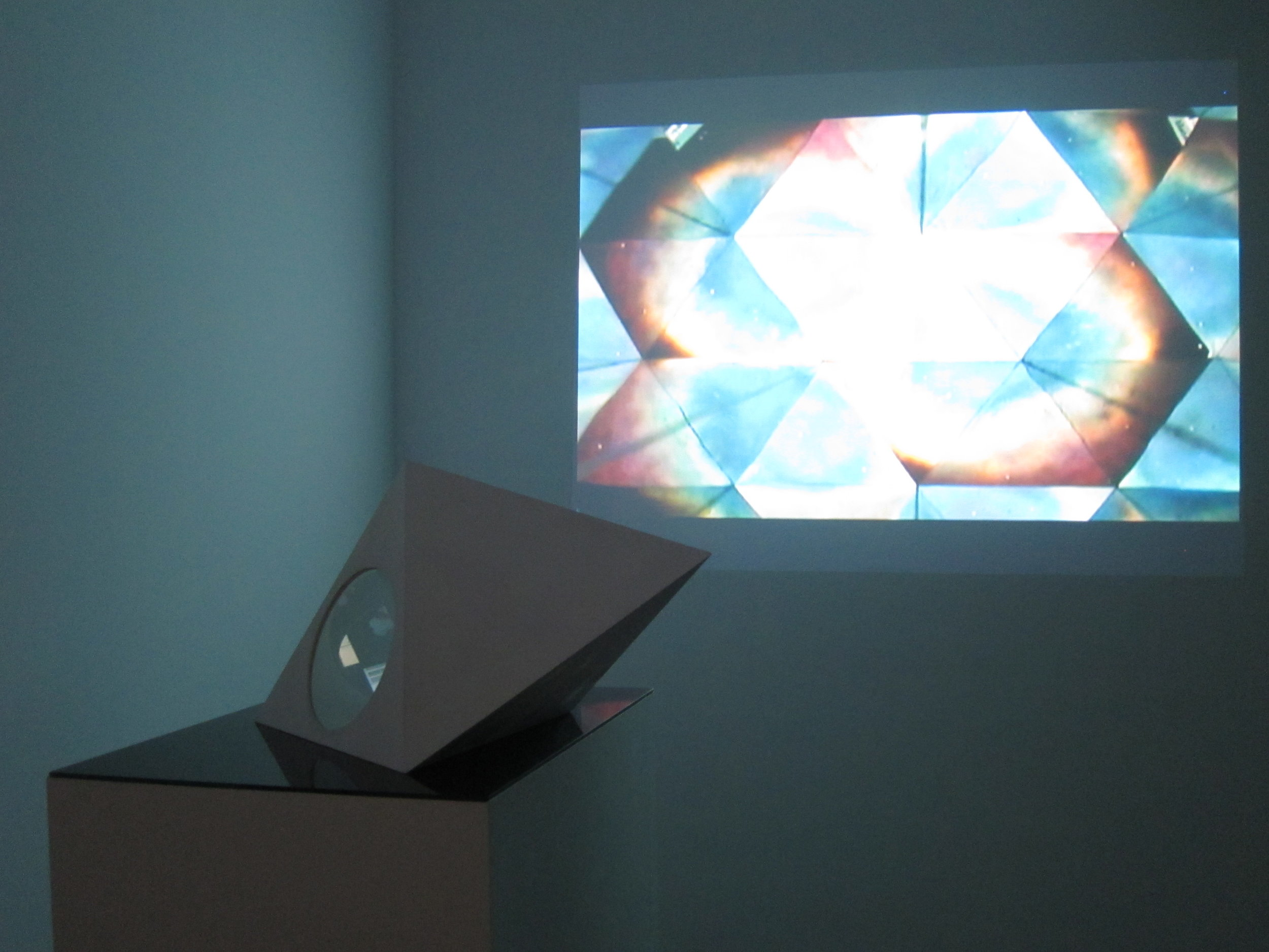 The Blessing, 2007/ 2008, 15 mins, Single Channel edit. Video Still and Installation by Claire Hooper