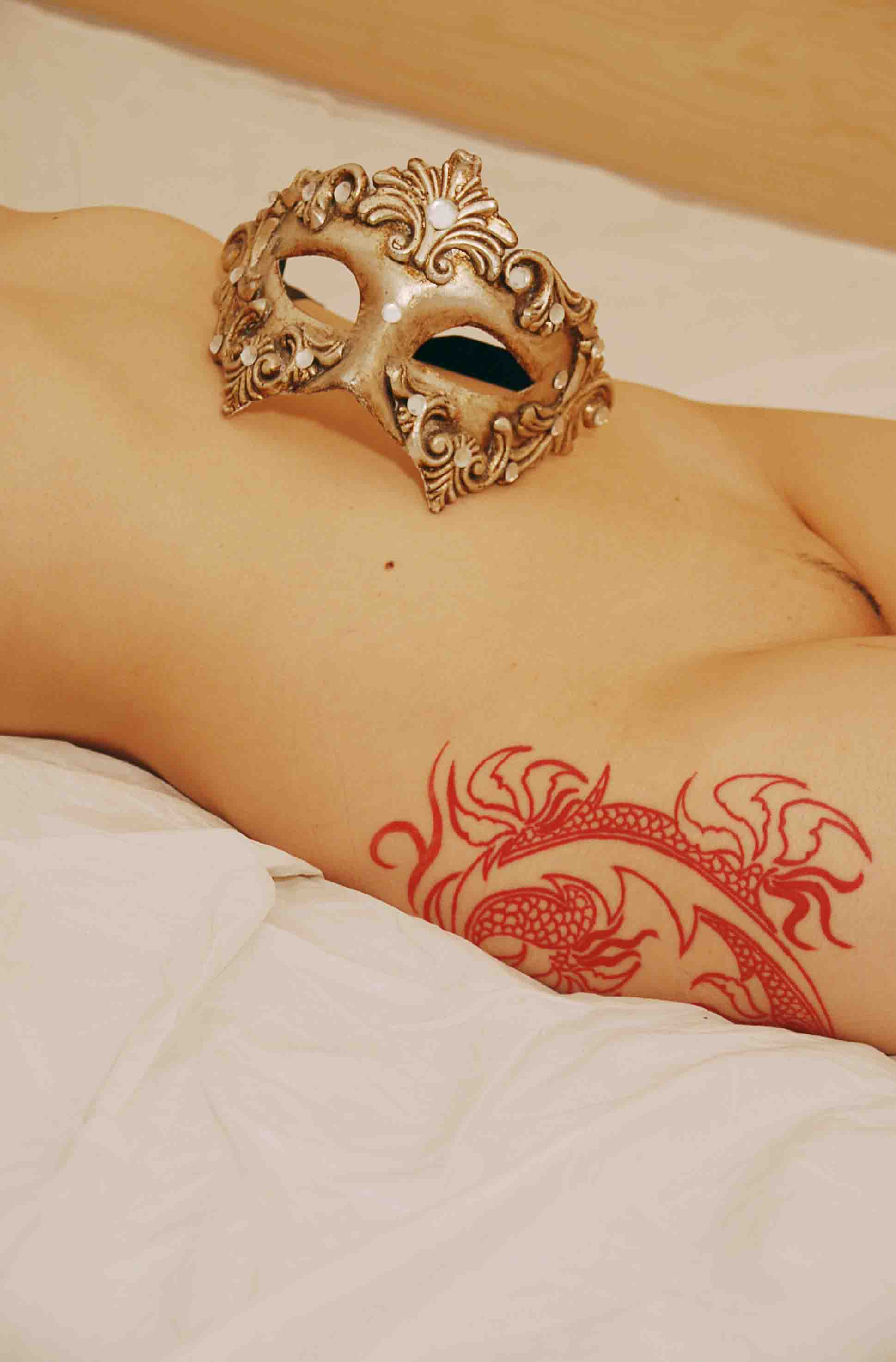 Miah Vu & Her Venice Mask, 2008