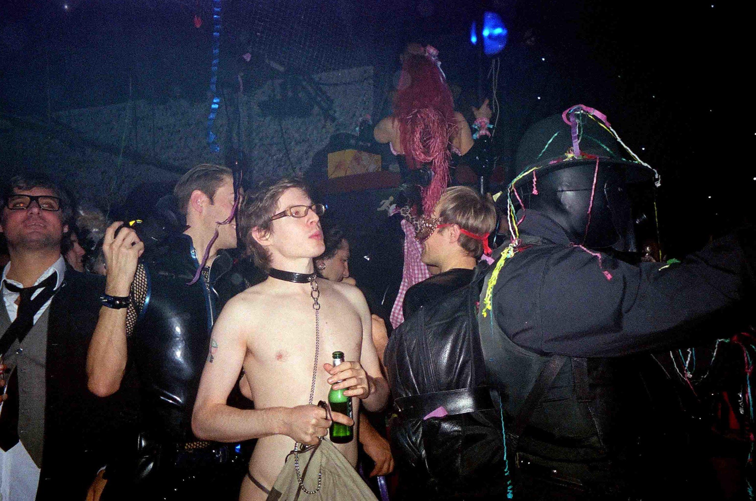 Happy New Year Caravaggio, 2006