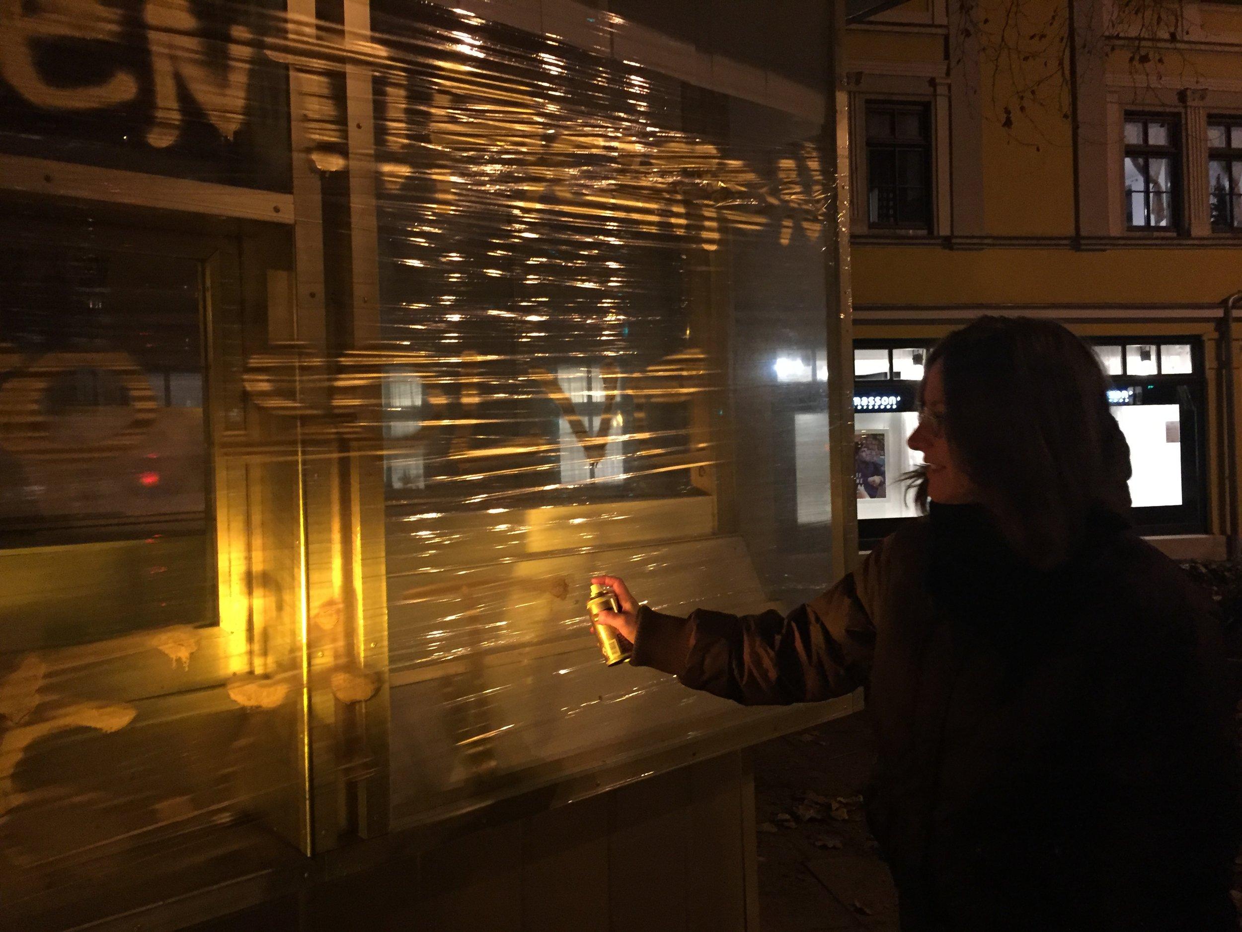 Performance by Kama Sokolnicka