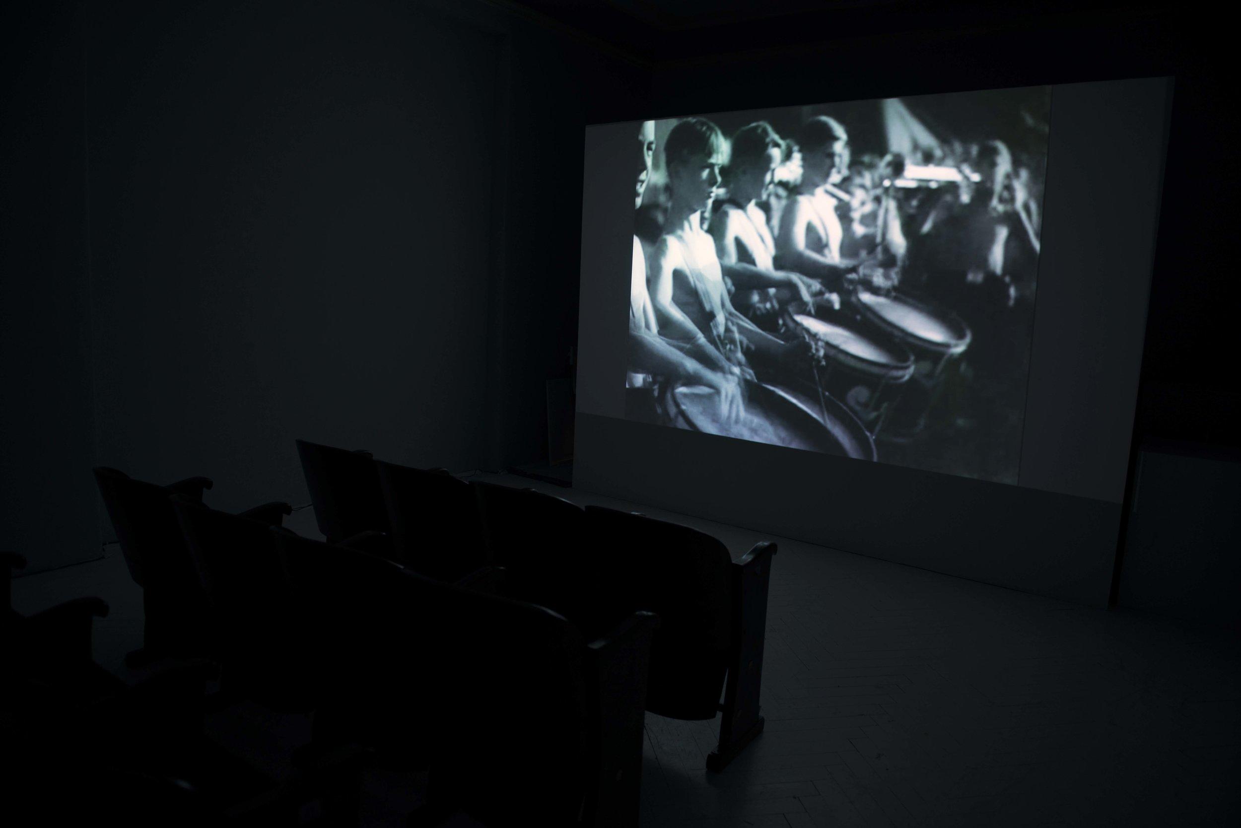 Triumph der abwesenheit (2009) by Gregor Różański
