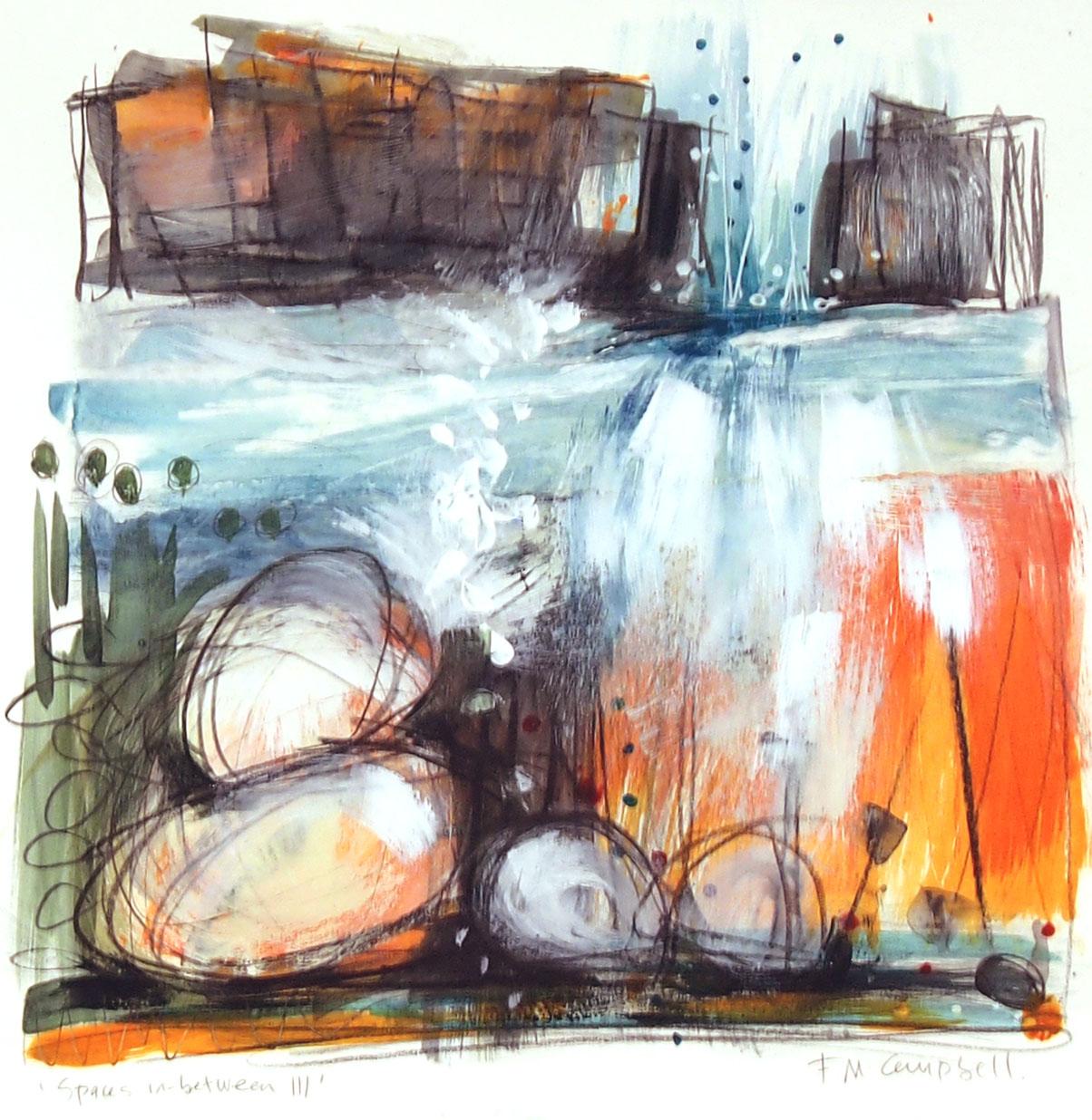 'Spaces in-between III'
