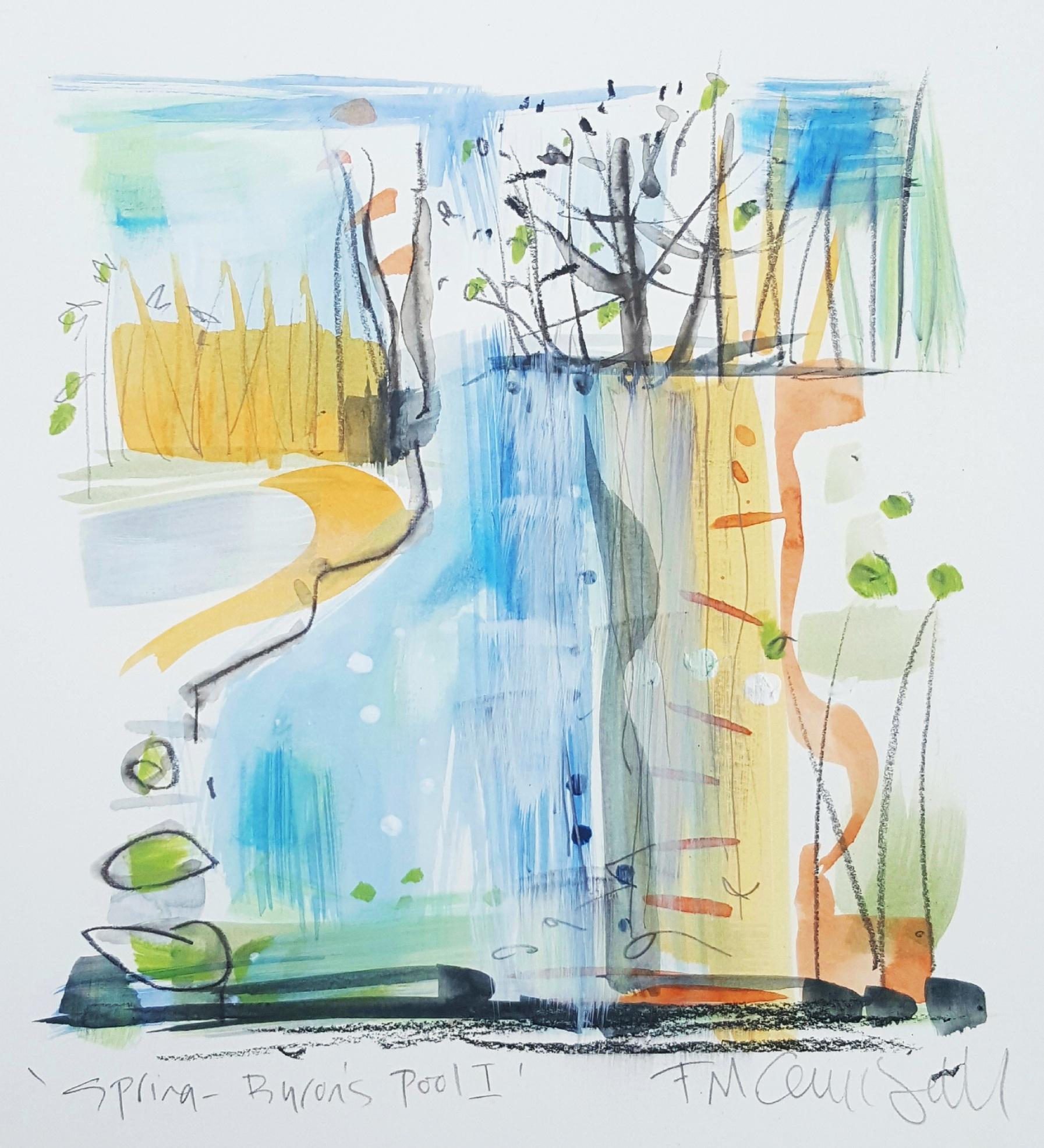'Spring - Byron's Pool I'