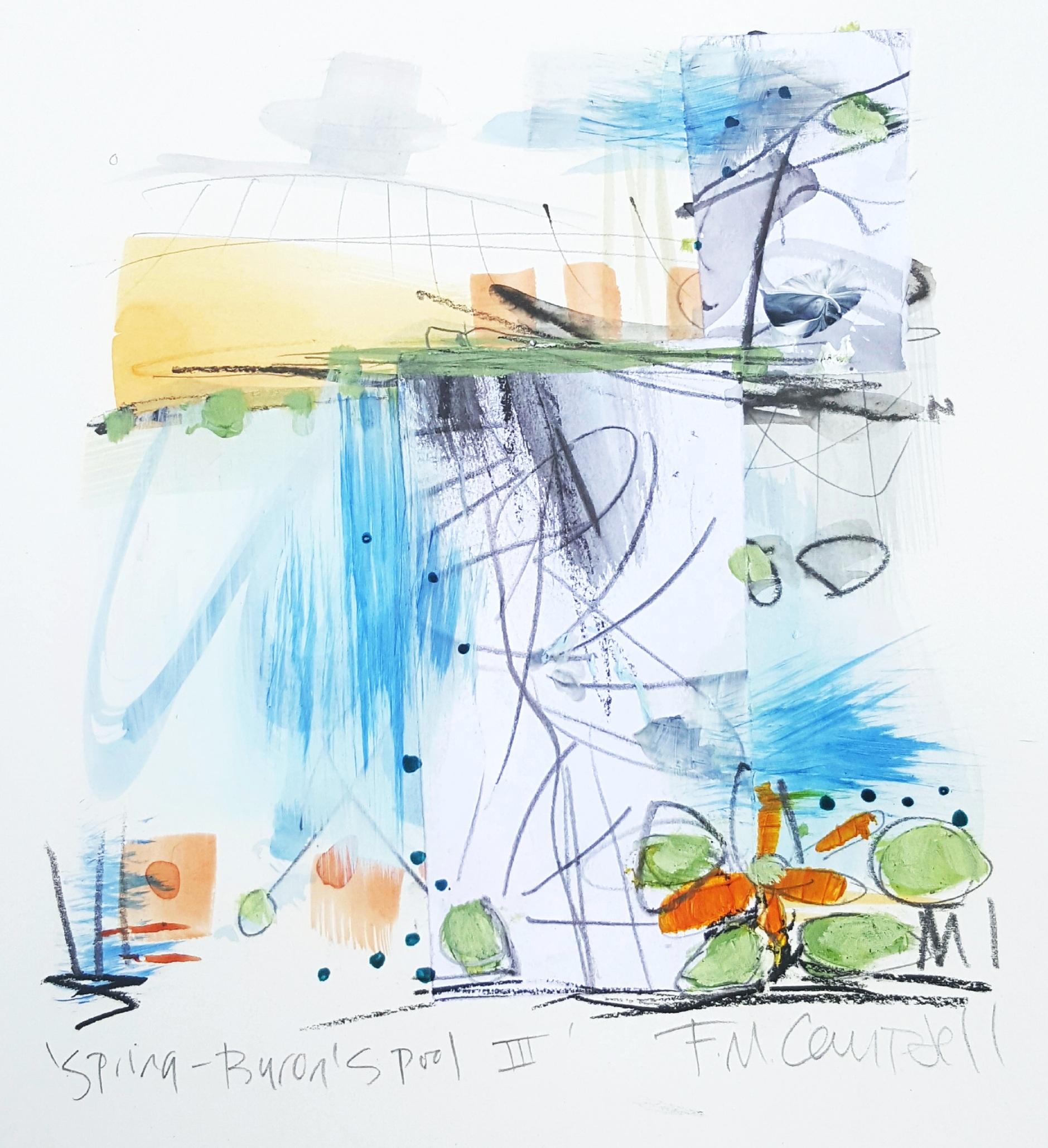 'Spring - Byron's Pool V'