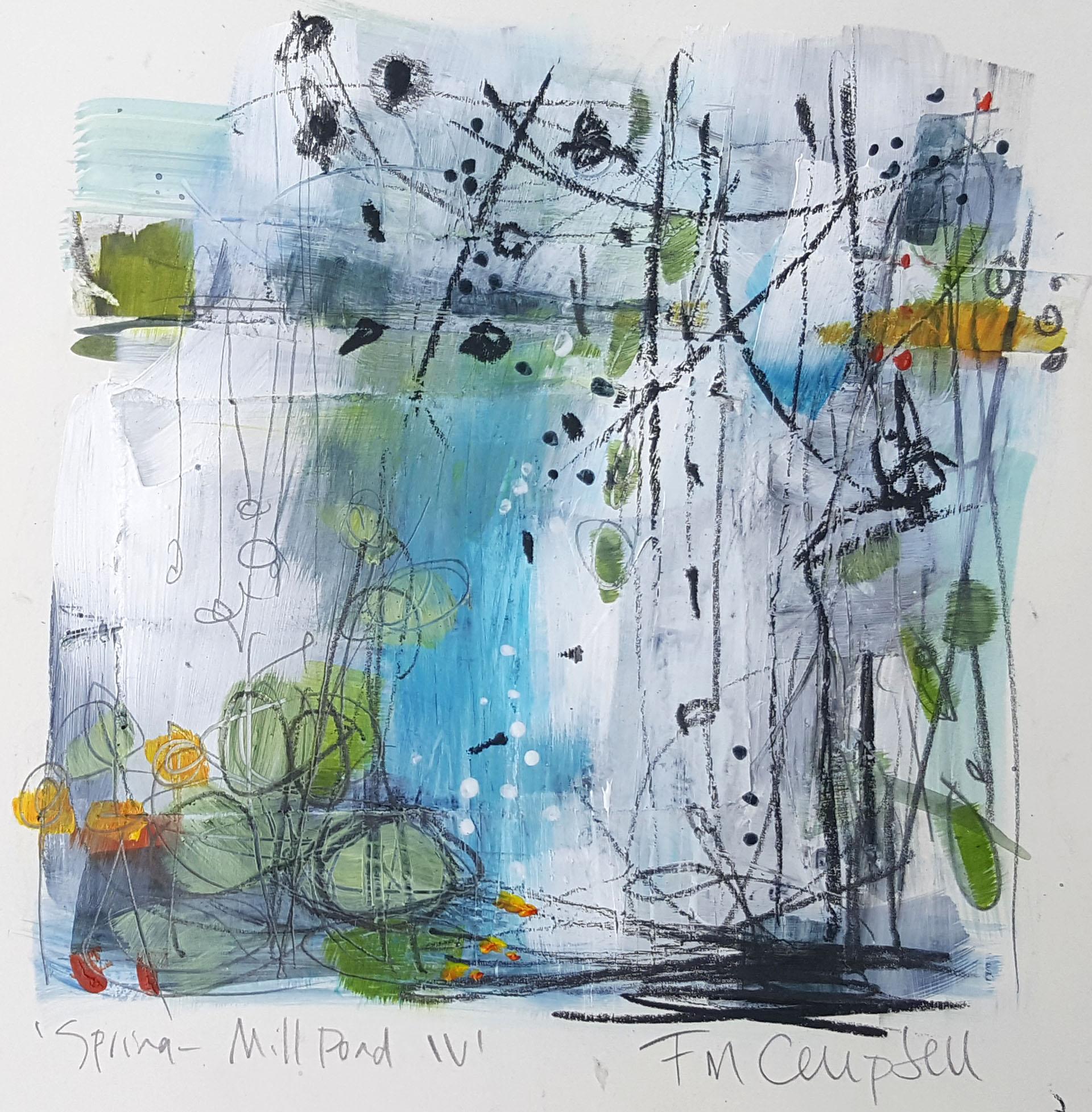 'Spring - Mill Pond IV'