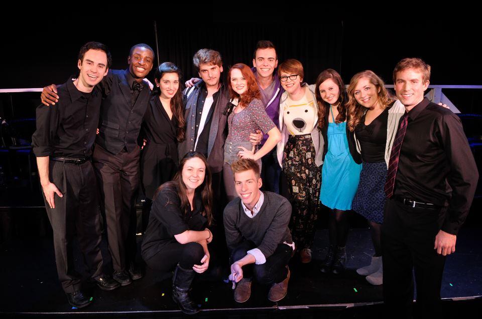 The cast of Grey Gardens.