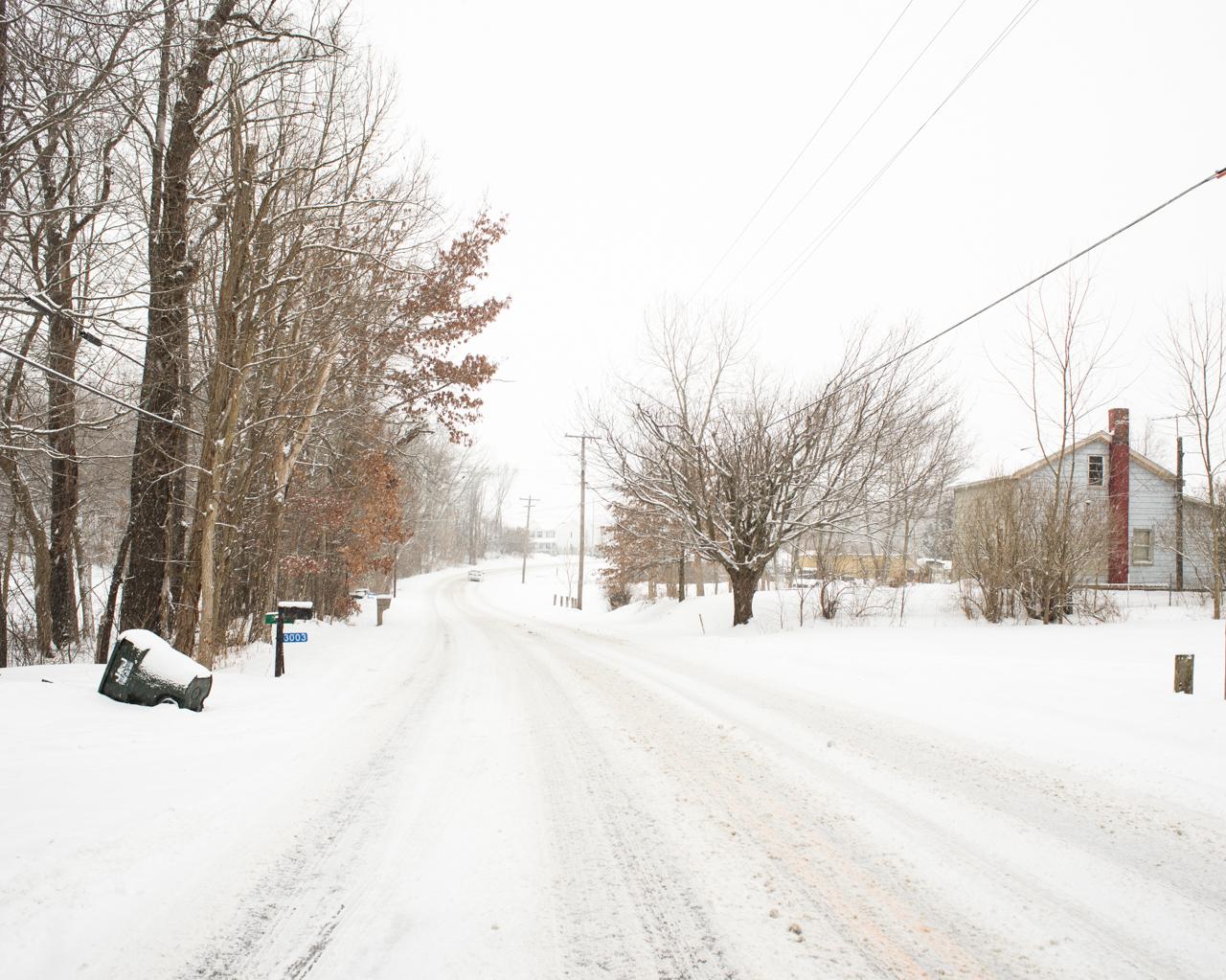 Myersville (Snowstorm), 2015