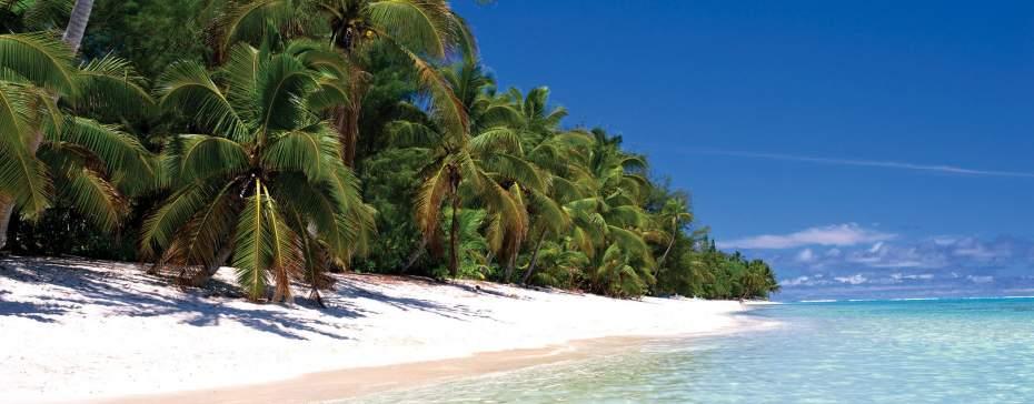 Rarotonga - September 1 - September 8